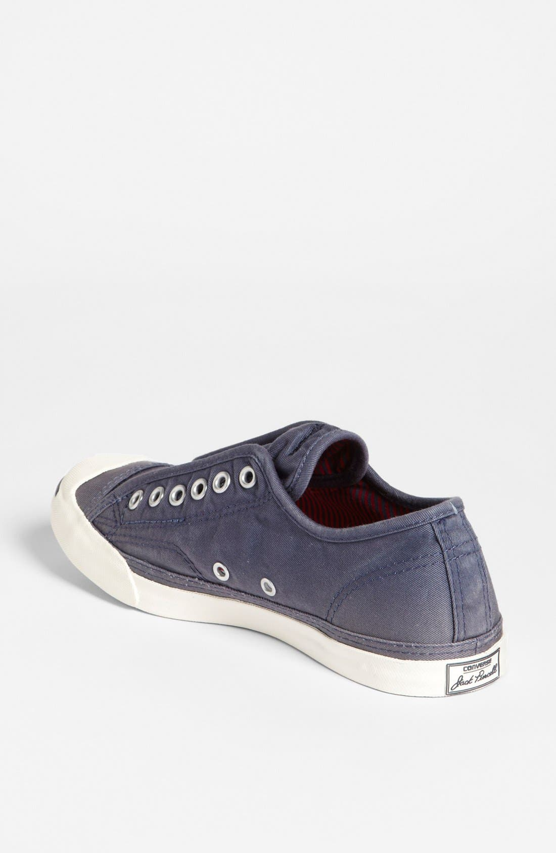 Alternate Image 2  - Converse 'Jack Purcell LP' Slip-On Sneaker (Women)