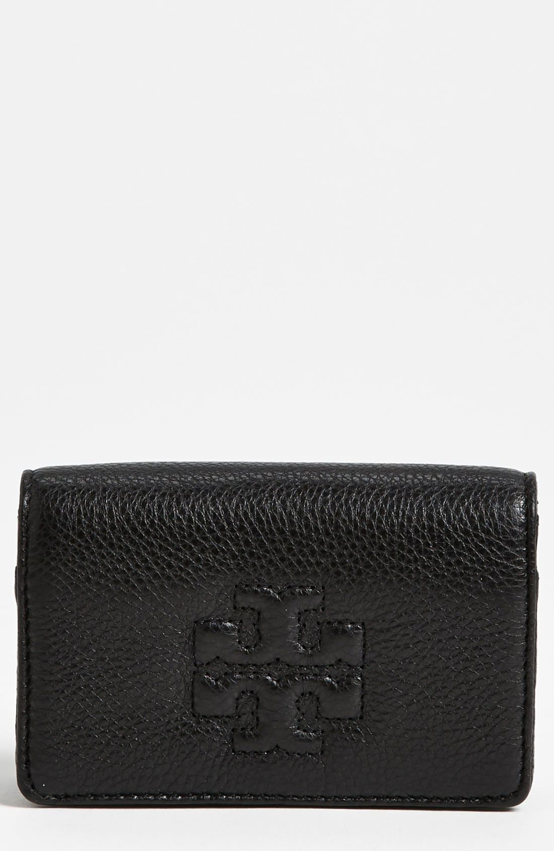 Alternate Image 1 Selected - Tory Burch 'Thea' Card Case