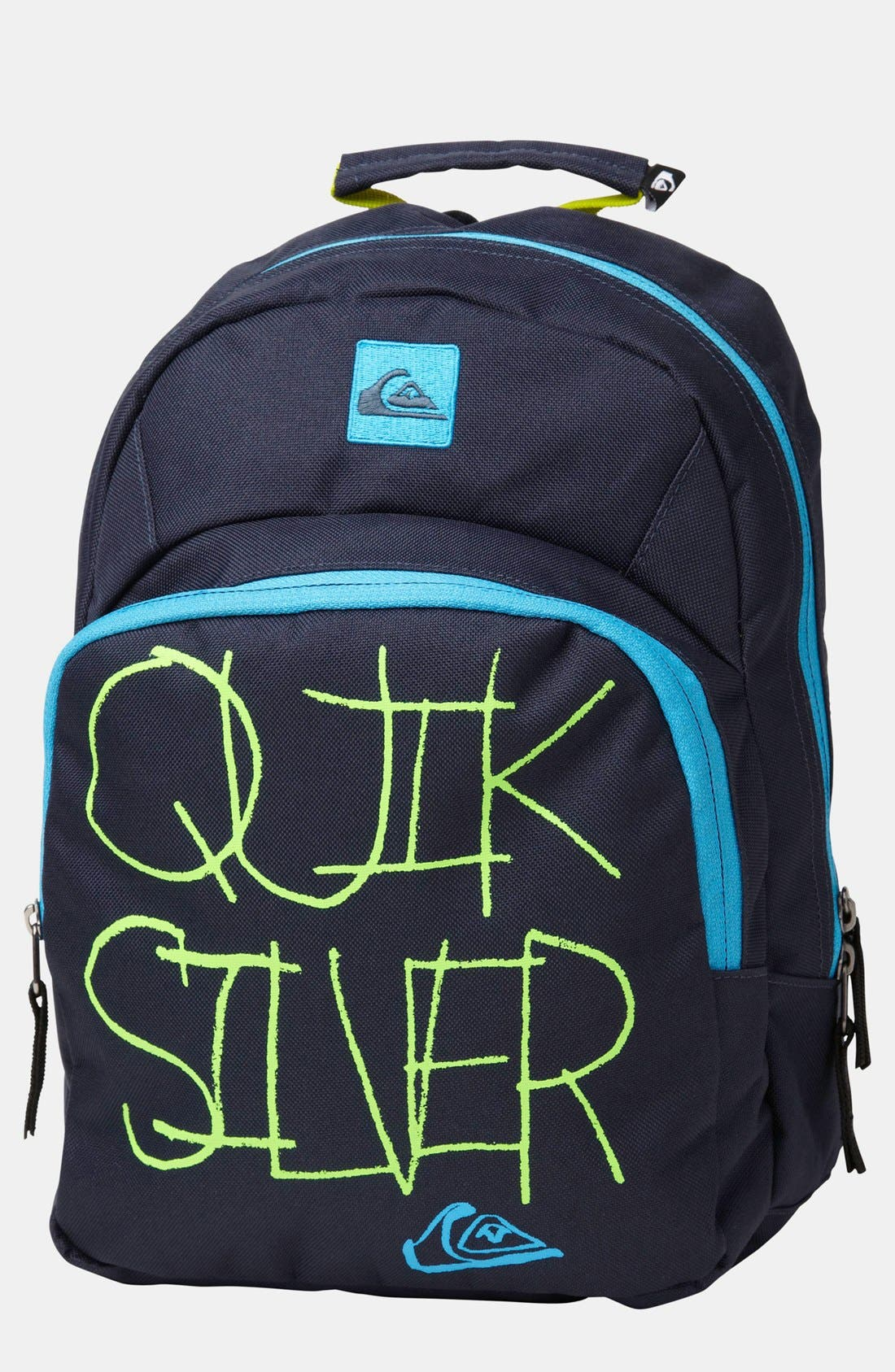 Alternate Image 1 Selected - Quiksilver 'Ankle Biter B' Backpack (Boys)