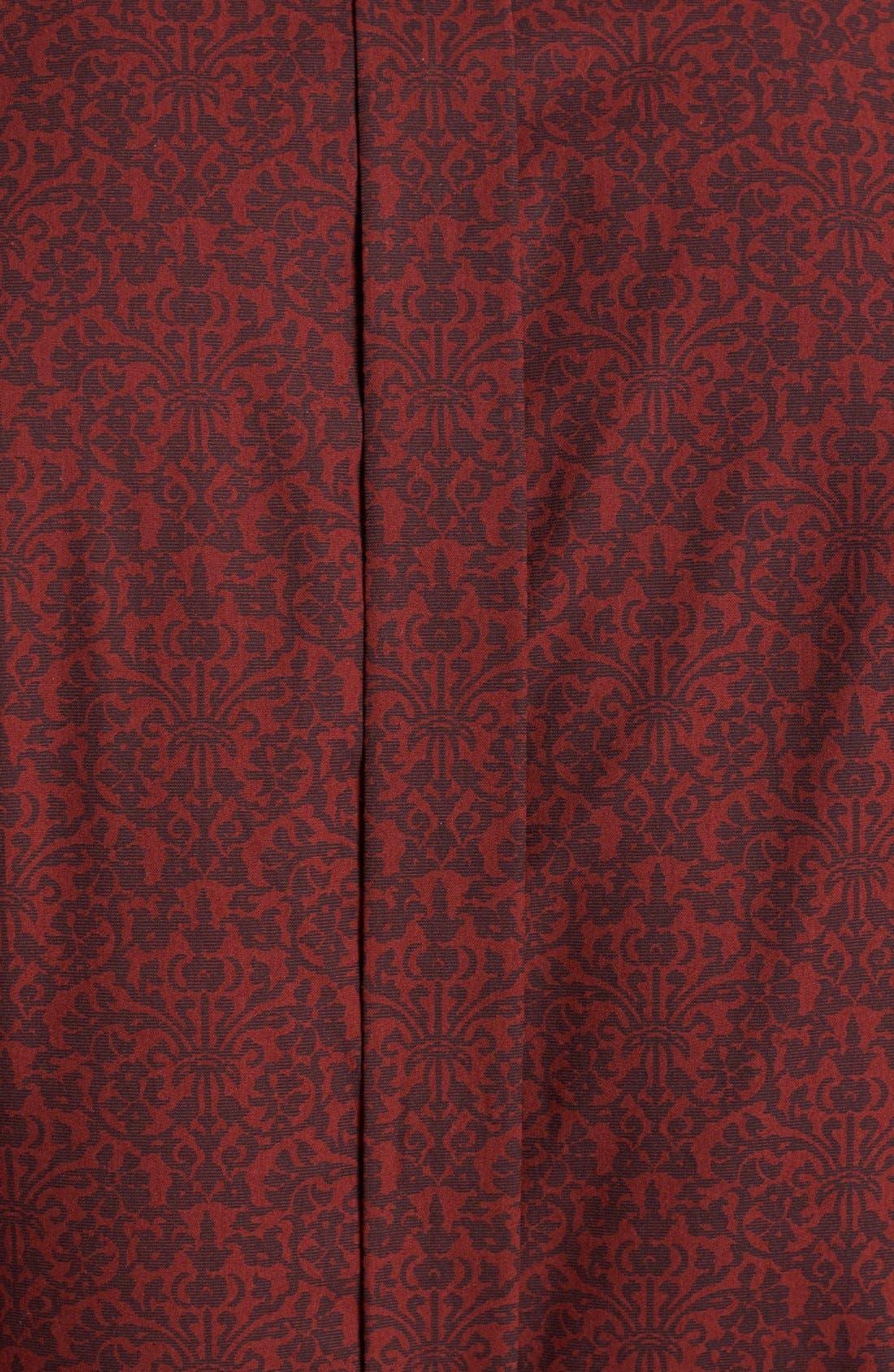 Alternate Image 3  - Dolce&Gabbana Print Woven Sport Shirt