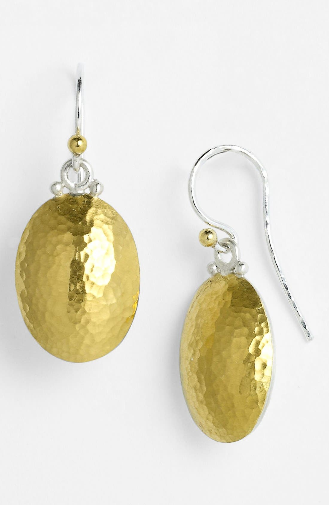 Alternate Image 1 Selected - Gurhan 'Jordan' Two Tone Drop Earrings