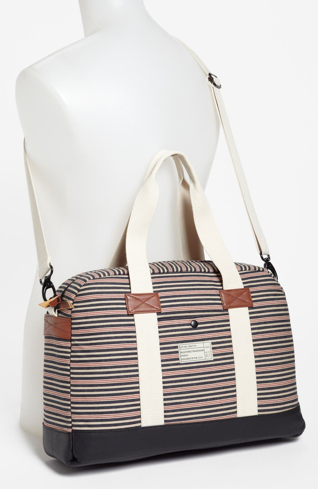 Alternate Image 2  - HEX 'Cabana Stripe' Laptop Duffle (15 Inch)