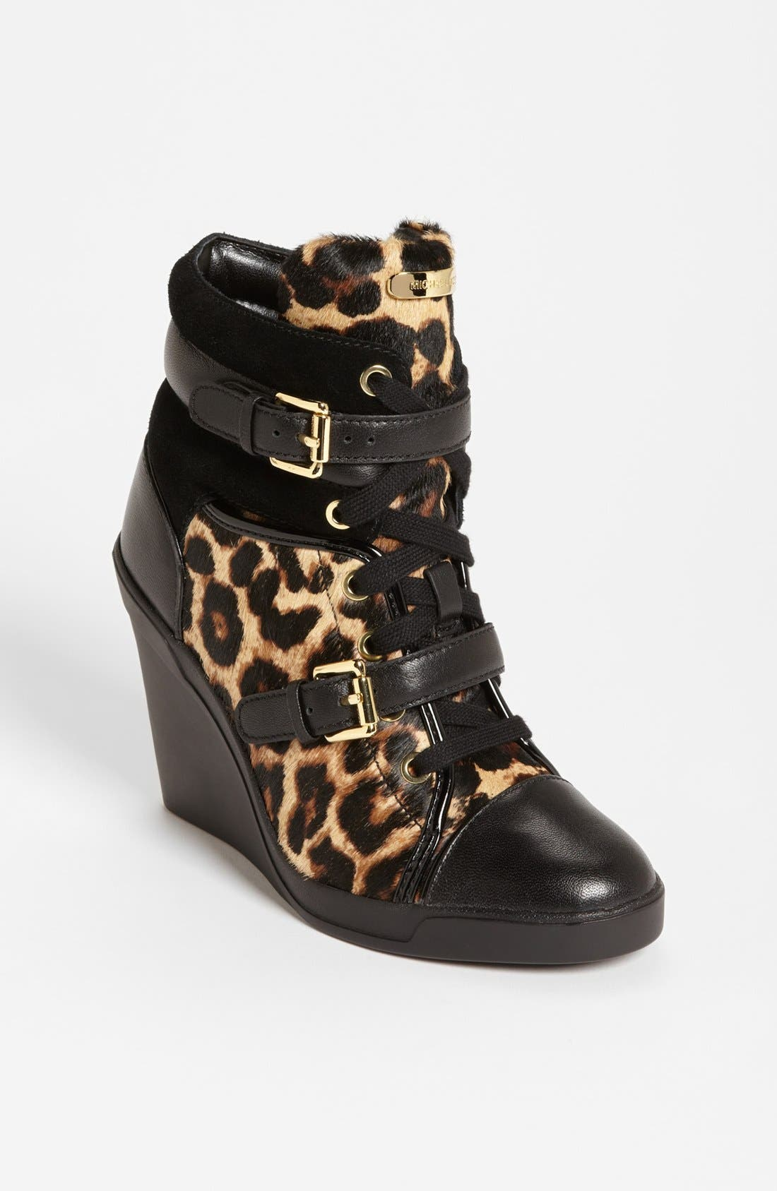 Alternate Image 1 Selected - MICHAEL Michael Kors 'Skid' Wedge Sneaker