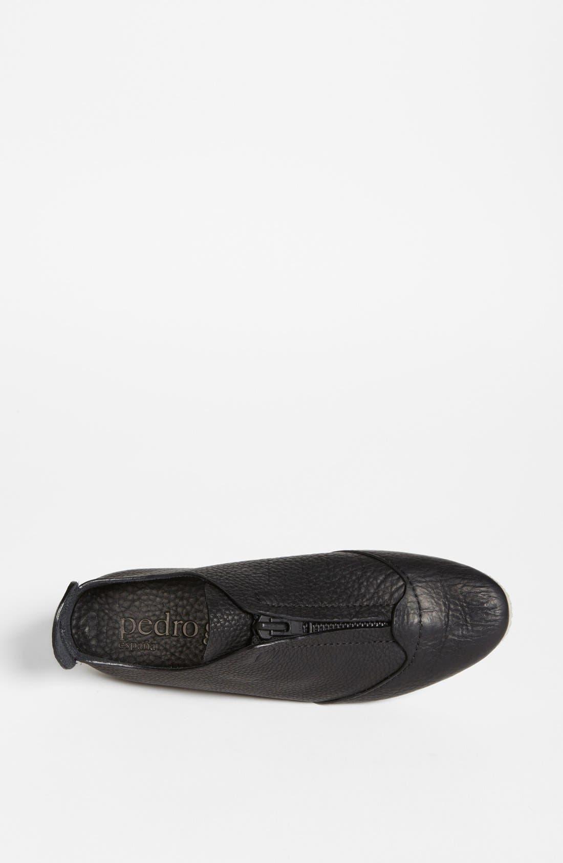 Alternate Image 3  - Pedro Garcia 'River' Zip Front Loafer