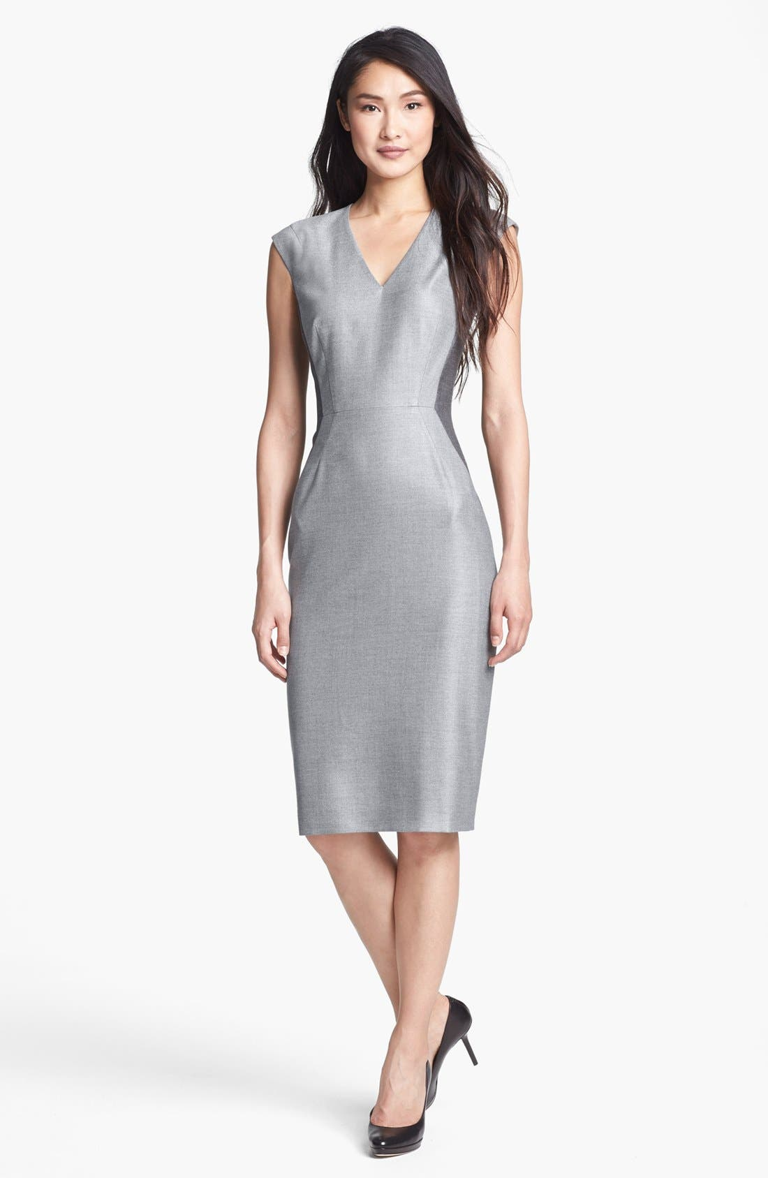 Alternate Image 1 Selected - BOSS HUGO BOSS 'Dalana' Dress