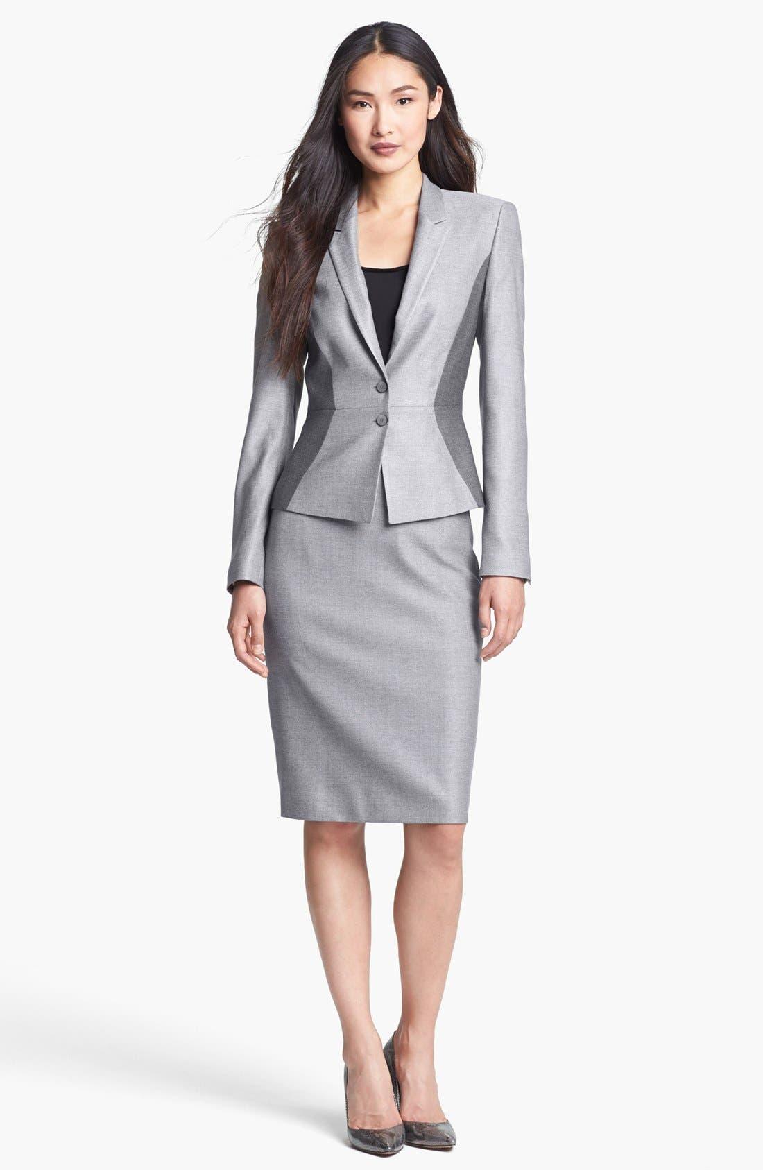 Alternate Image 3  - BOSS HUGO BOSS 'Venina' Skirt