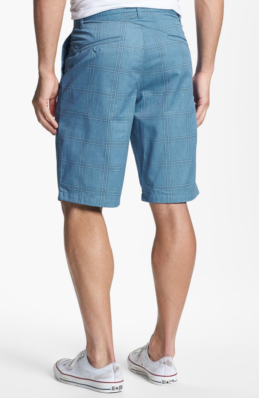 Alternate Image 2  - Volcom Modern Plaid Shorts