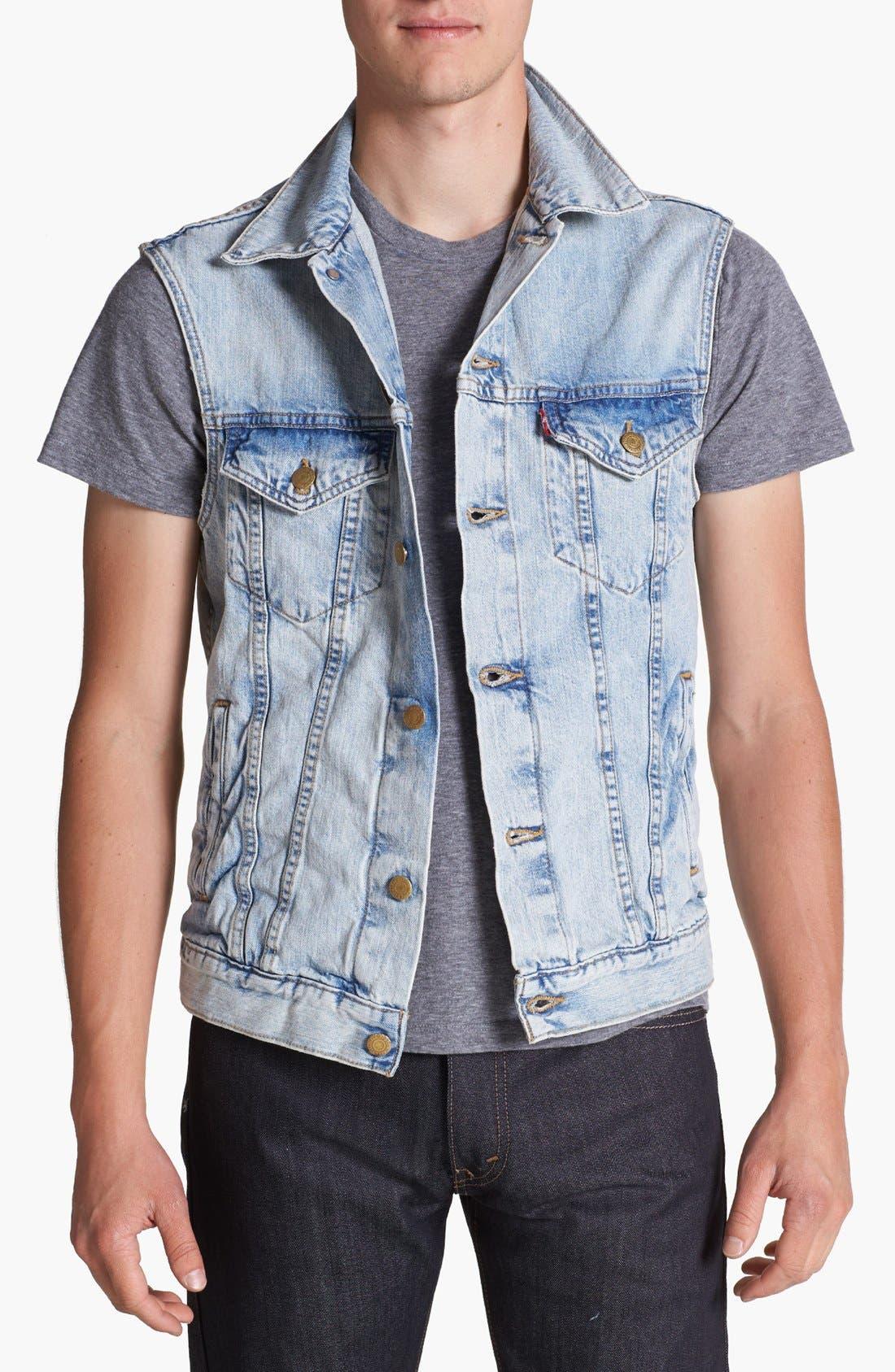 Main Image - Levi's® Denim Vest