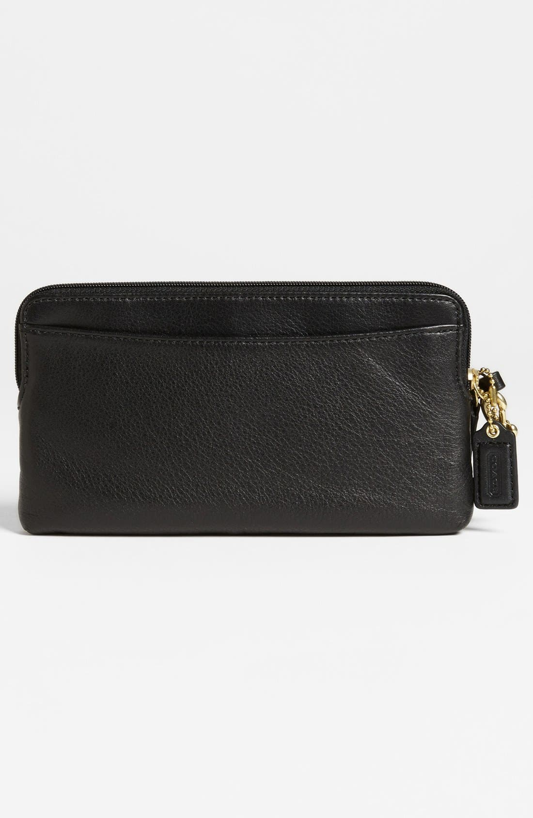 Alternate Image 3  - COACH 'Poppy' Leather Wallet