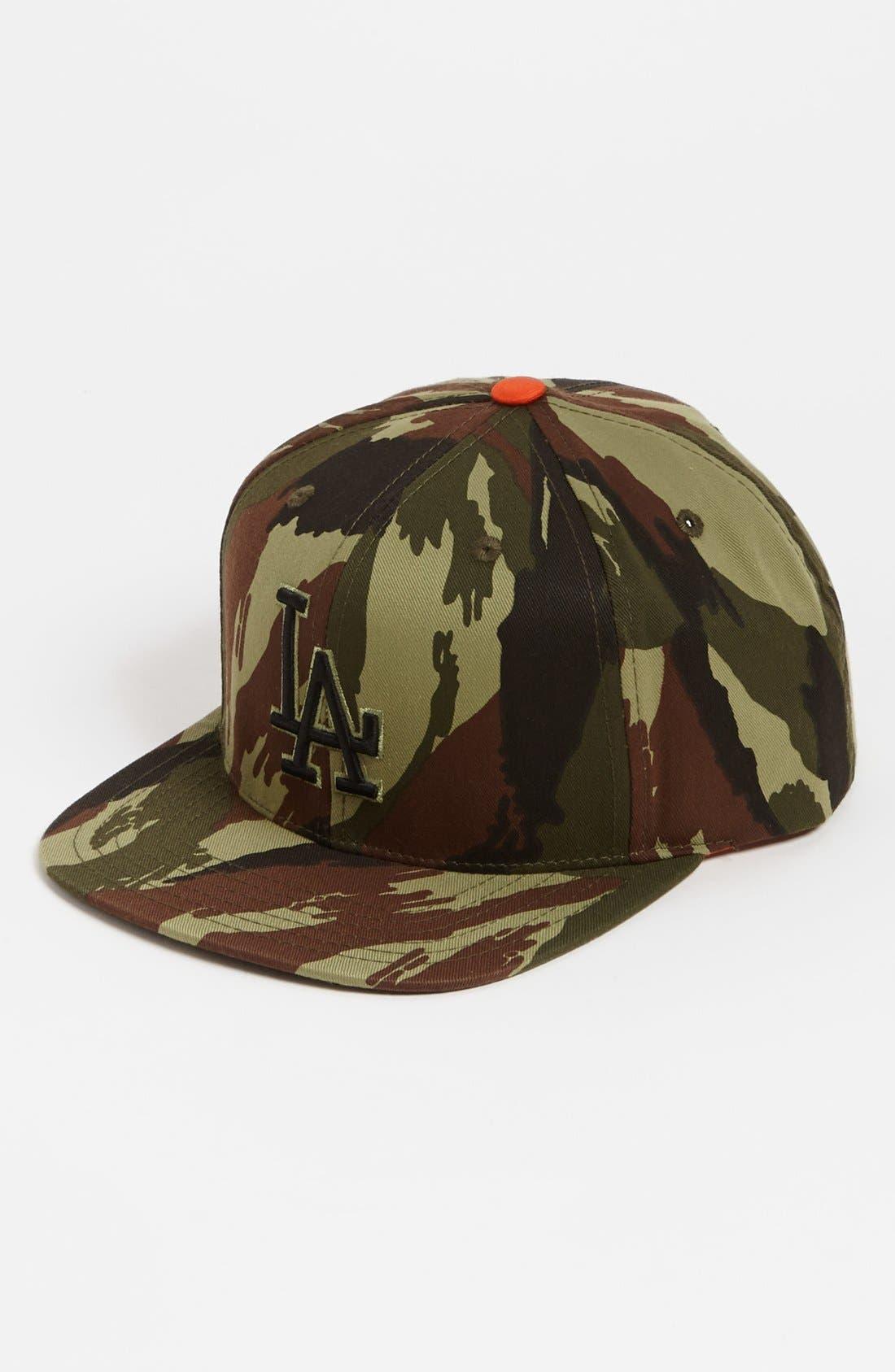 Main Image - American Needle 'Los Angeles Dodgers - Dillon' Baseball Cap