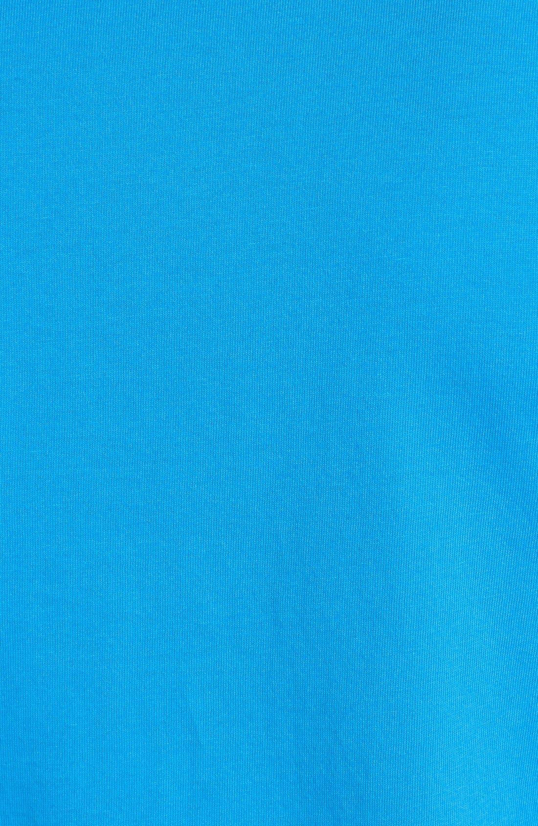 Alternate Image 3  - Junk Food 'Carolina Panthers - Kick Off' Graphic T-Shirt
