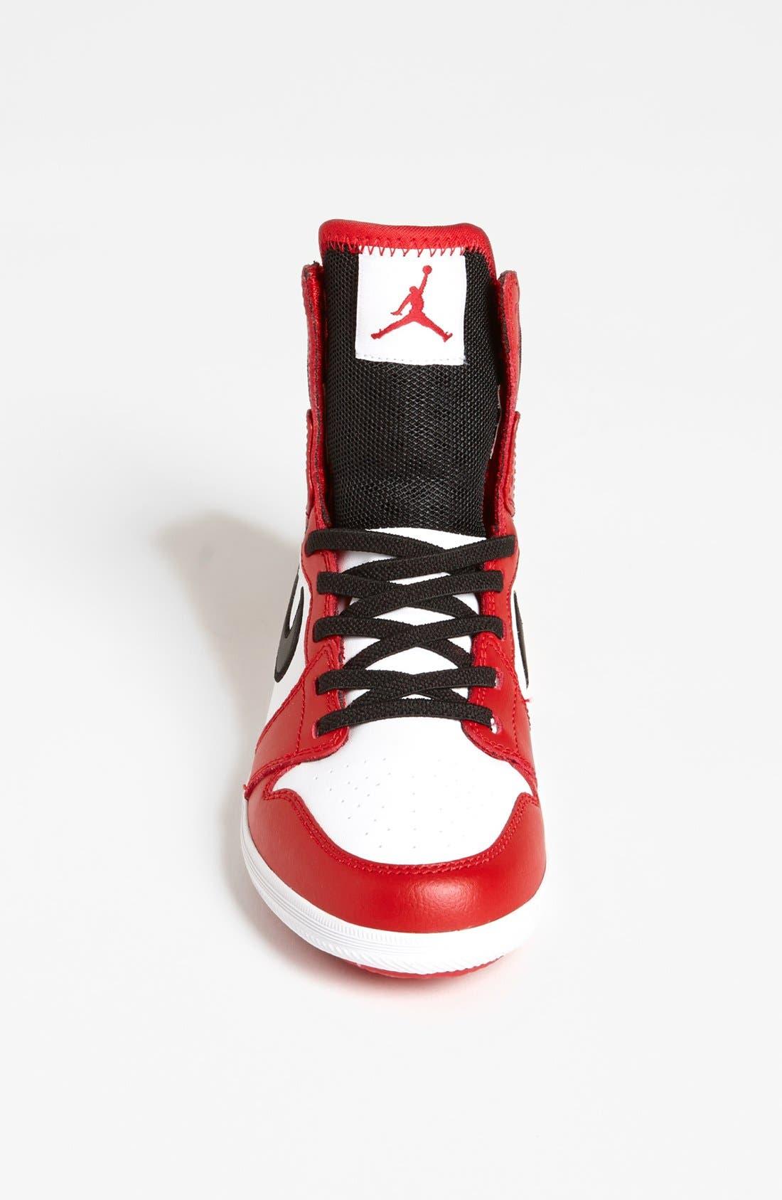Alternate Image 3  - Nike 'Jordan 1 Skinny High' Sneaker (Big Kid)