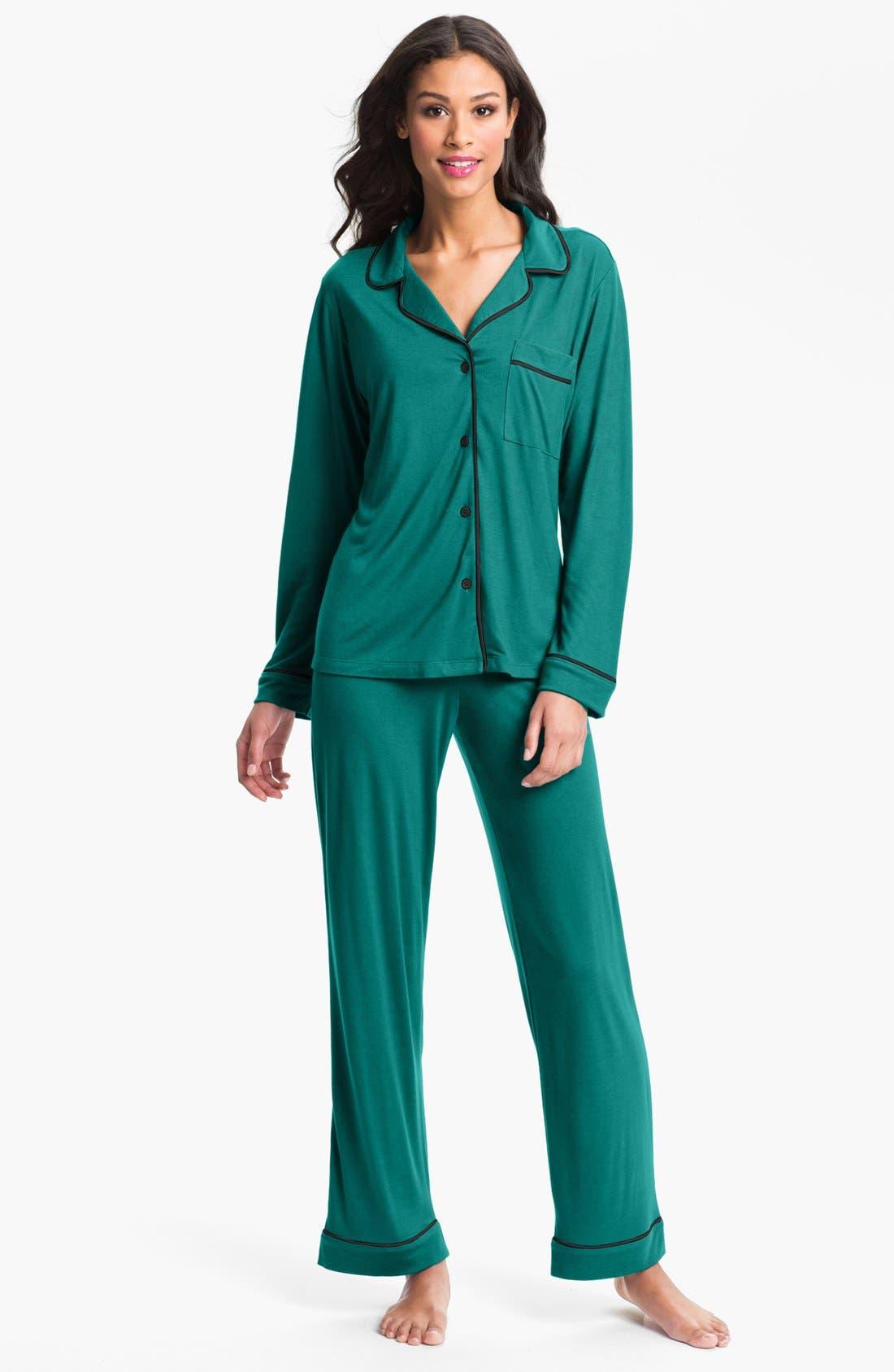 Alternate Image 1 Selected - Eberjey 'Giselle' Pajamas