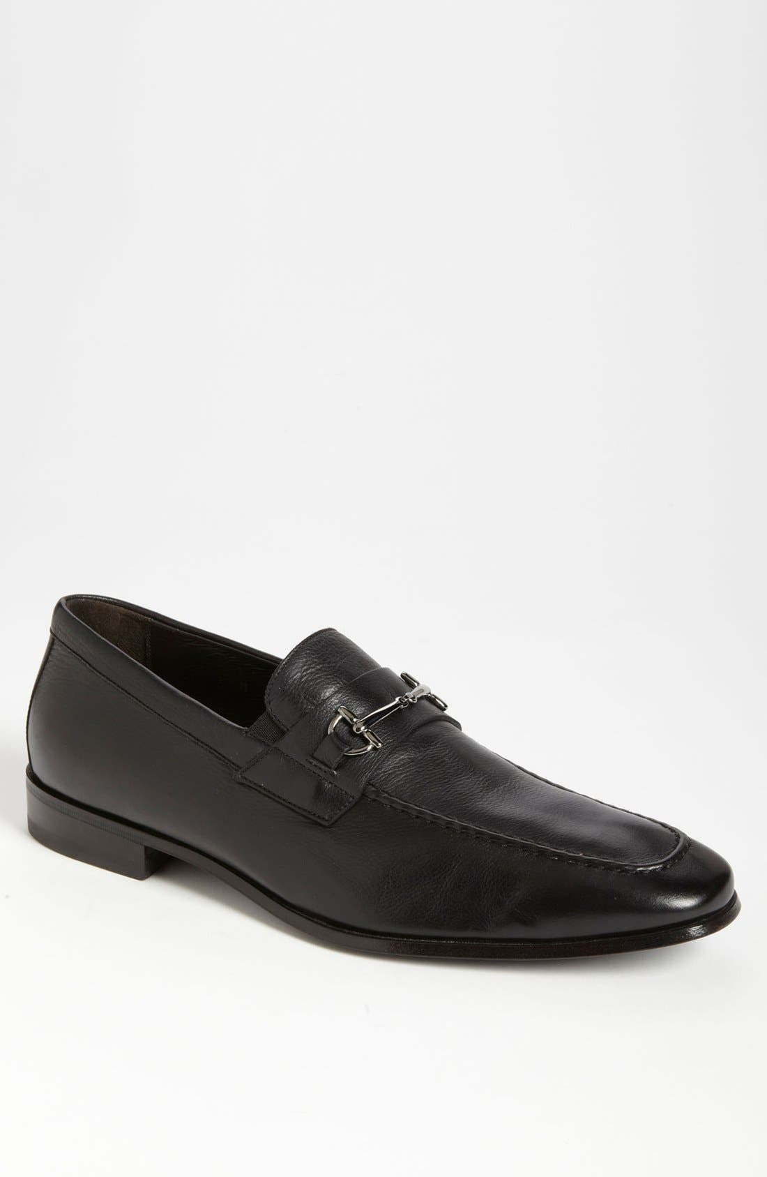 Alternate Image 1 Selected - Bruno Magli 'Mamante' Bit Loafer (Online Only)