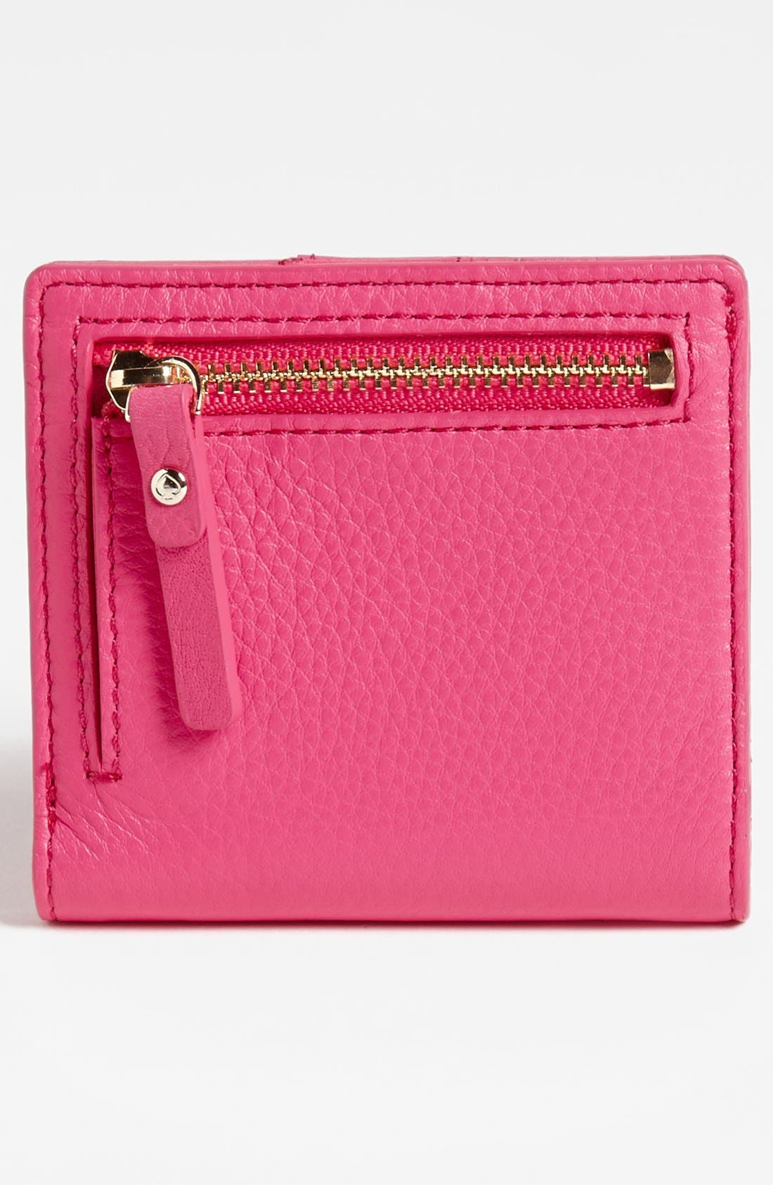 Alternate Image 4  - kate spade new york 'cobble hill - small stacy' leather wallet