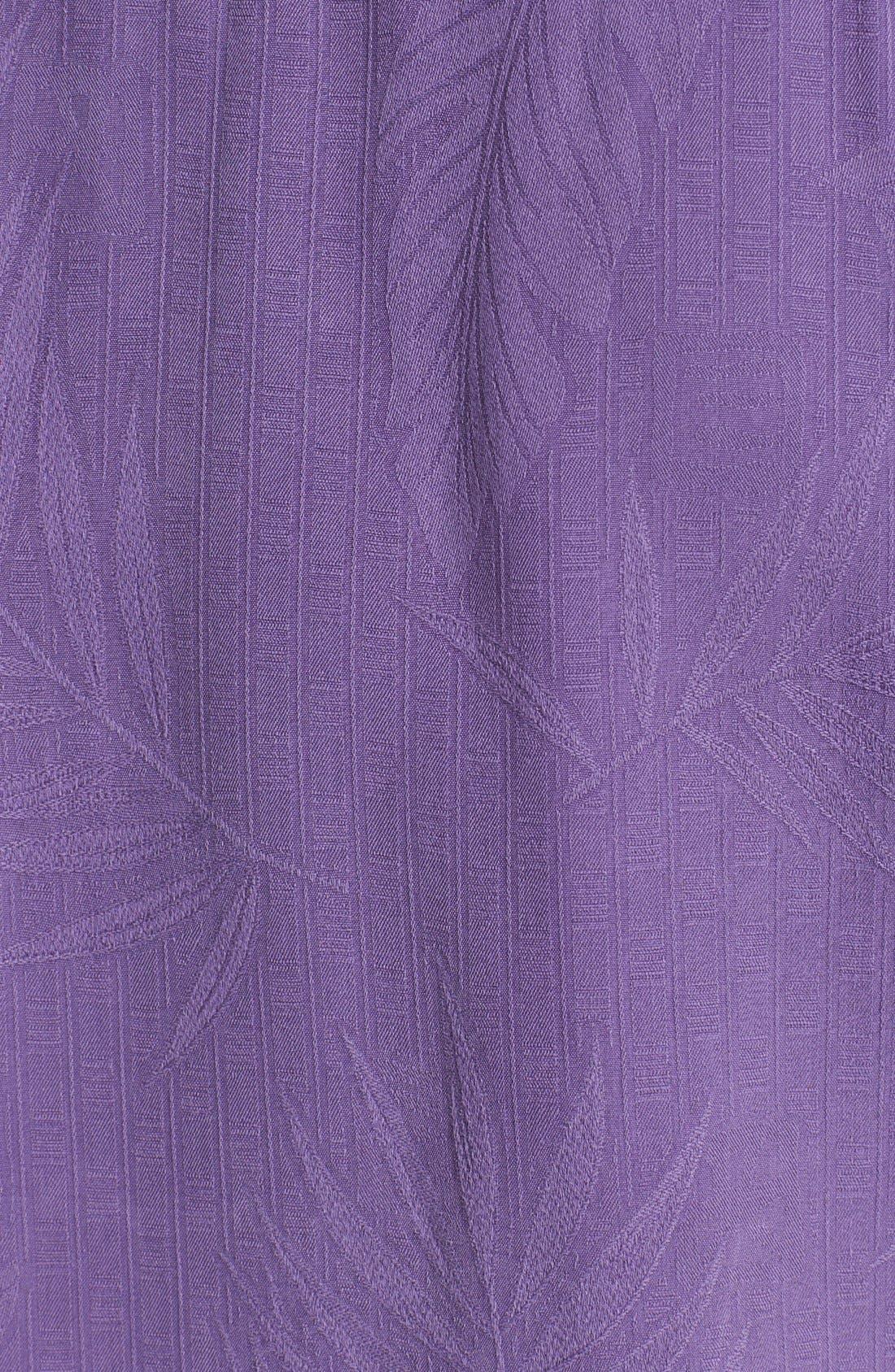 Alternate Image 3  - Tommy Bahama 'Tiki Palms' Original Fit Sport Shirt