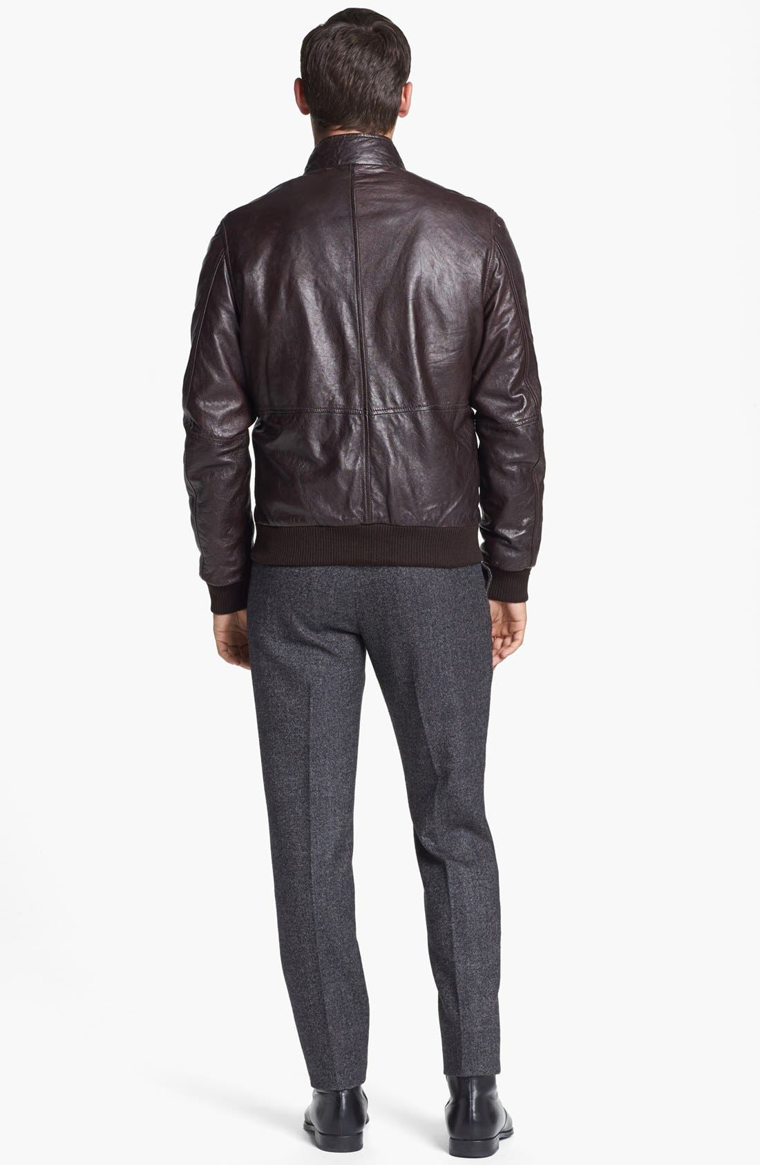 Alternate Image 5  - Levi's® Made & Crafted™ Regular Fit Sport Shirt