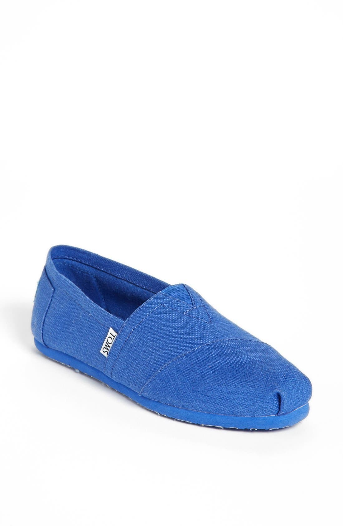 Alternate Image 1 Selected - TOMS 'Classic - Earthwise' Vegan Slip-On (Women)