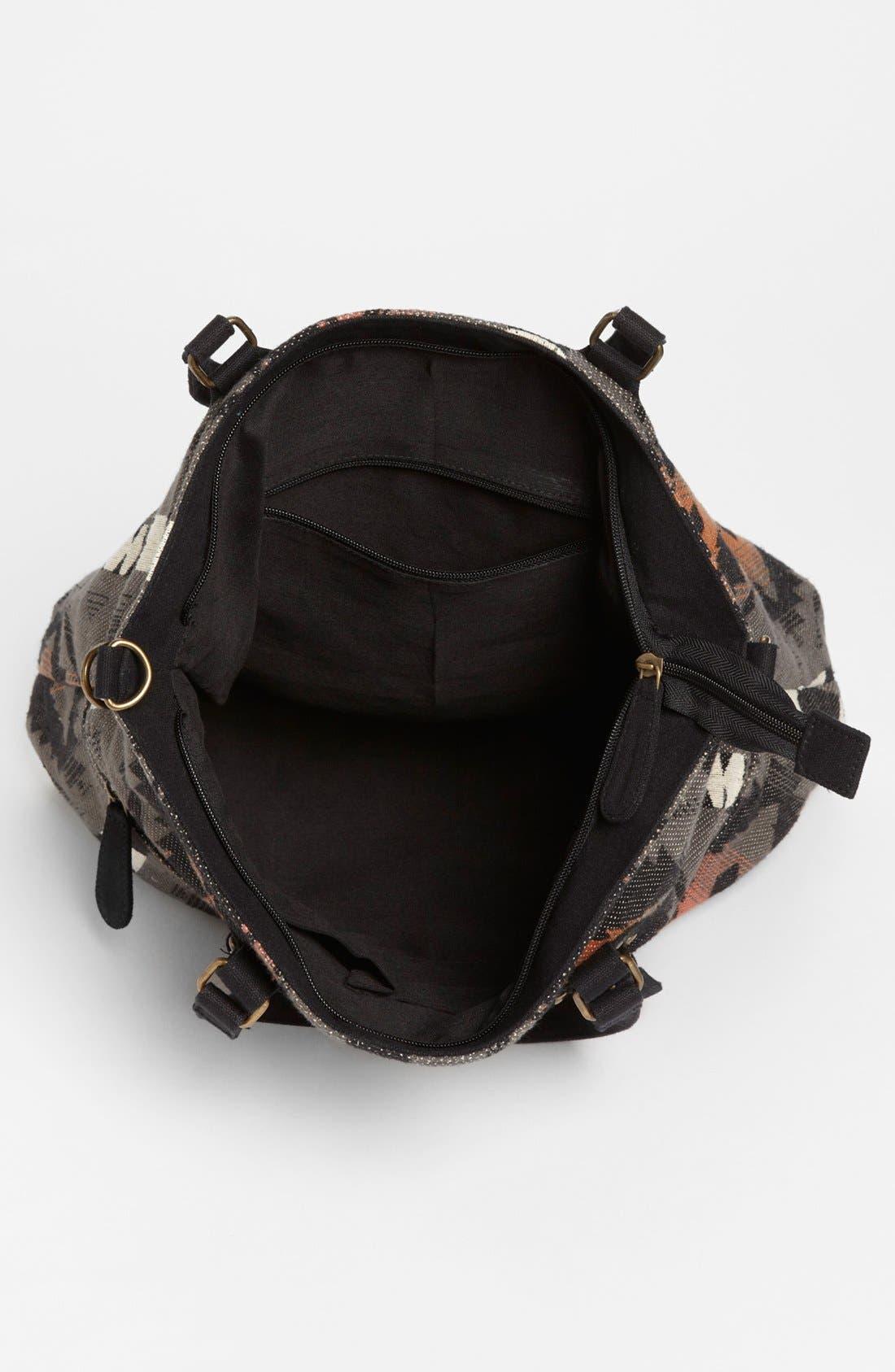 Alternate Image 3  - BP. Southwestern Pattern Messenger Bag