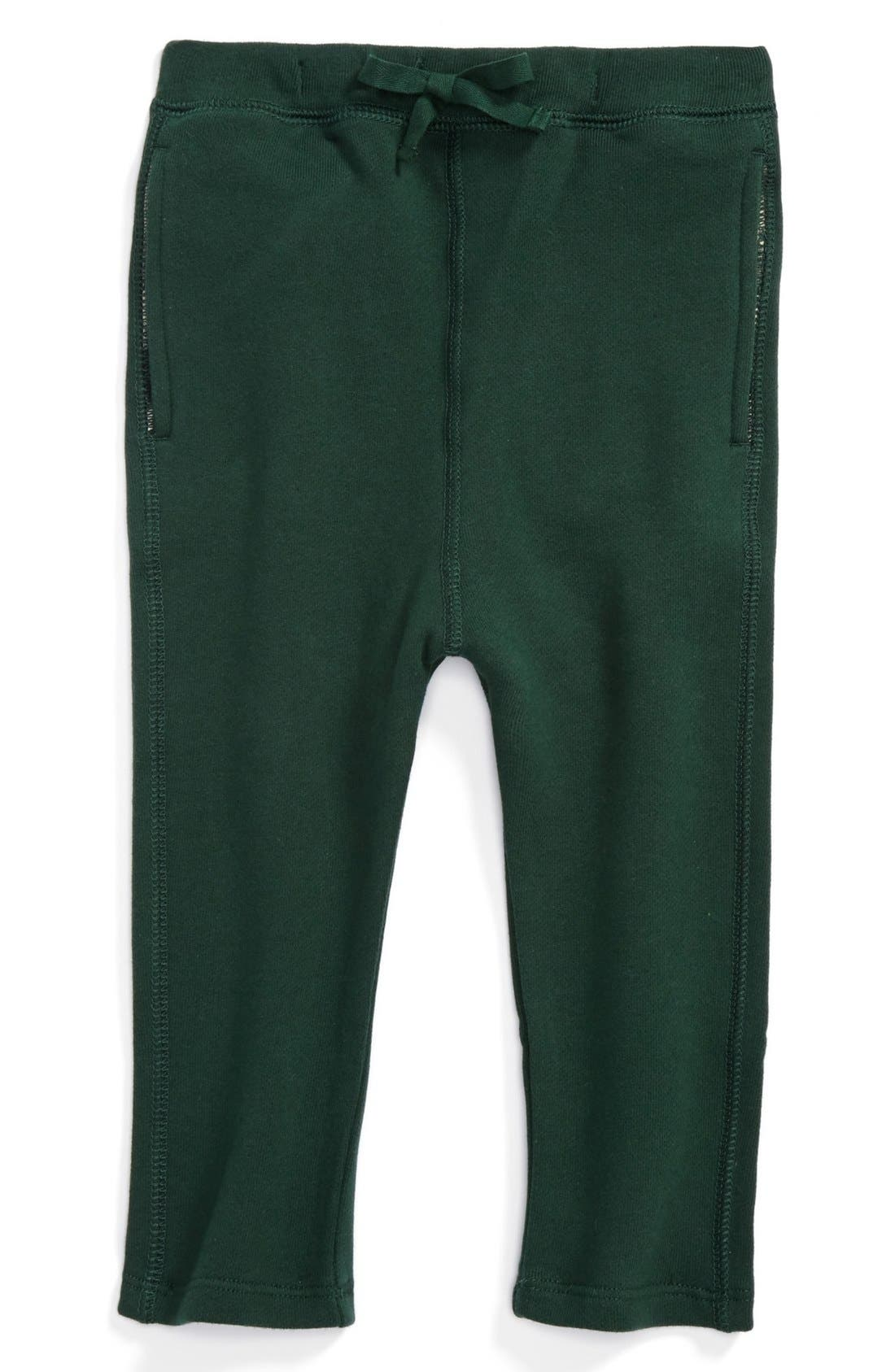 Alternate Image 1 Selected - Burberry 'Elliot' Sweatpants (Toddler Boys)