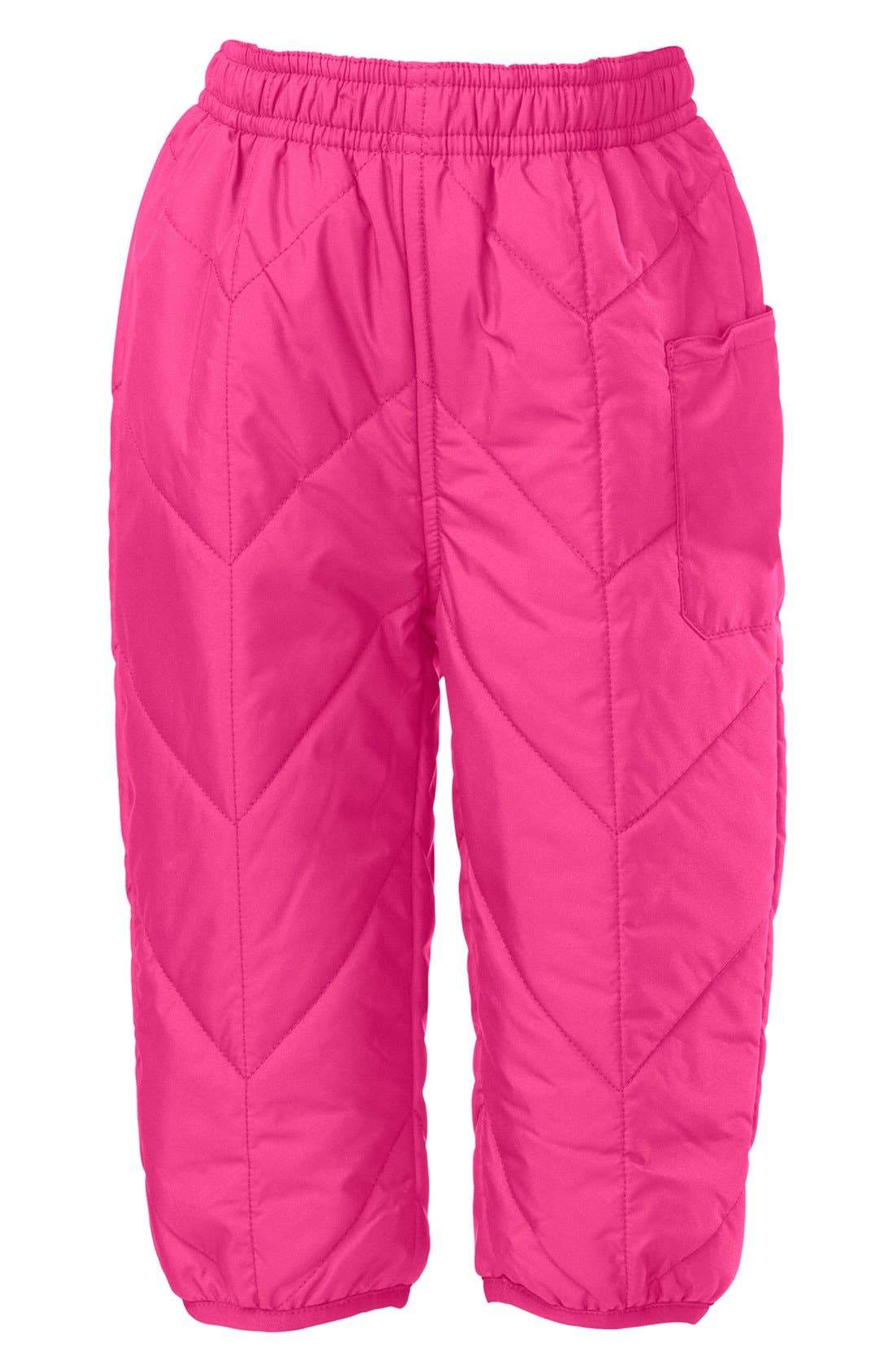 Alternate Image 1 Selected - The North Face 'Perrito' Snow Pants (Baby Girls)