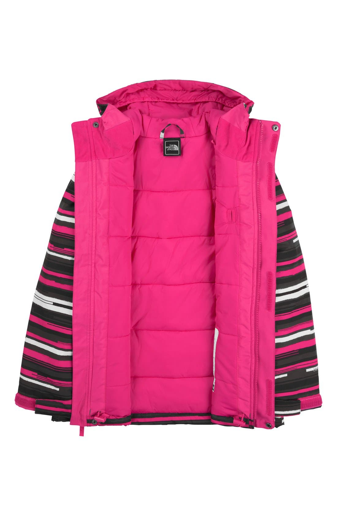 Alternate Image 2  - The North Face 'Adalee' Jacket (Little Girls & Big Girls)