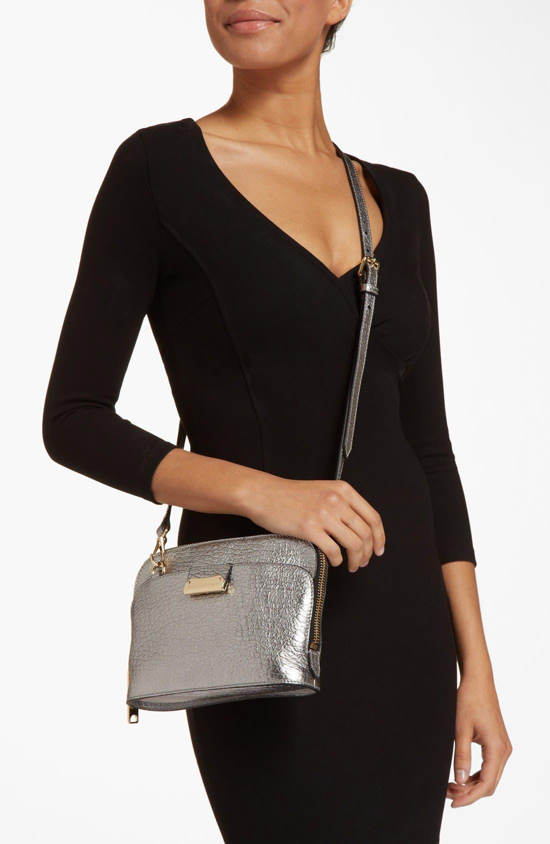 Alternate Image 2  - Burberry 'Small Harrogate' Leather Crossbody Bag