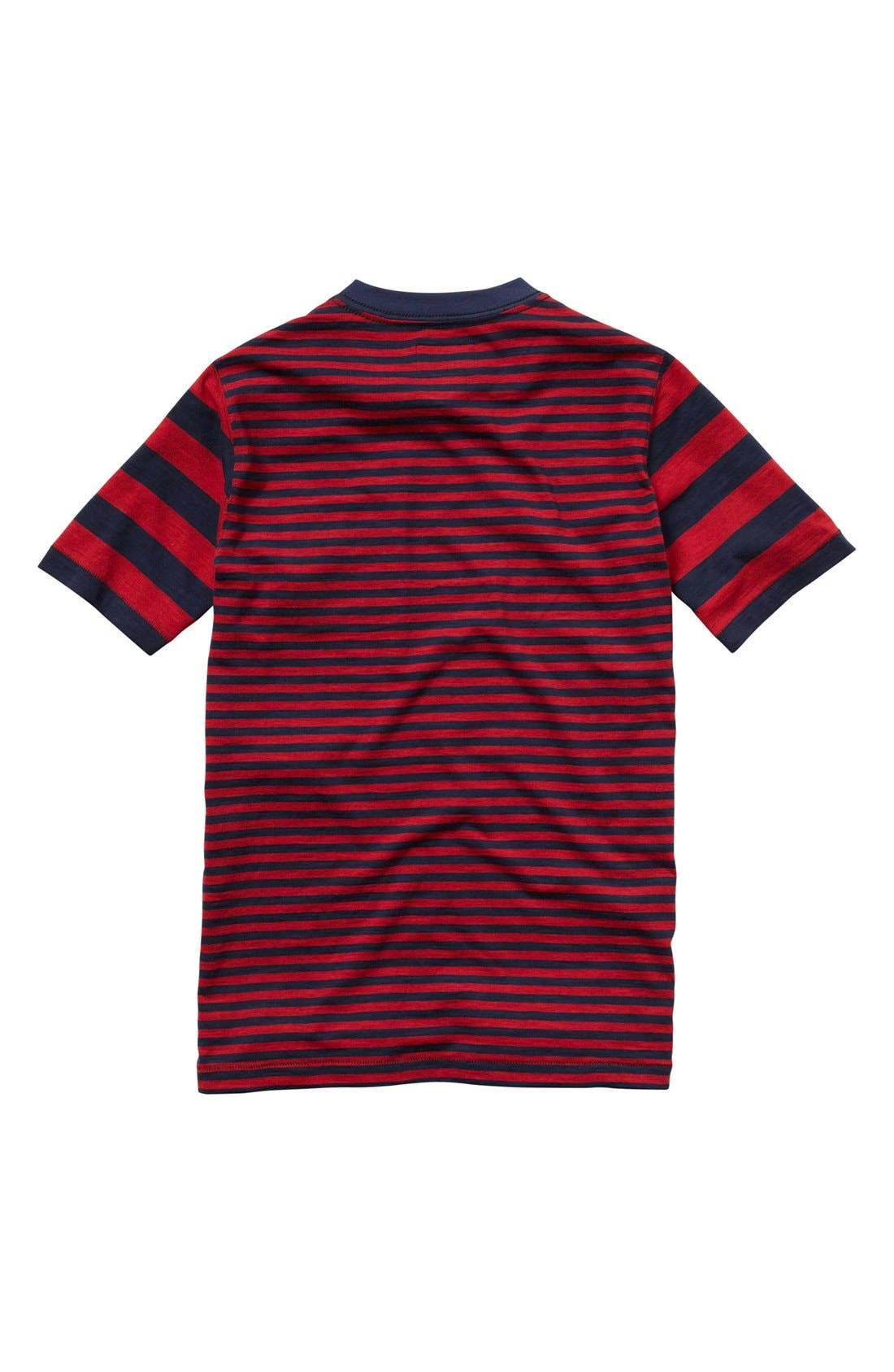 Alternate Image 2  - Quiksilver 'Brody' T-Shirt (Big Boys)