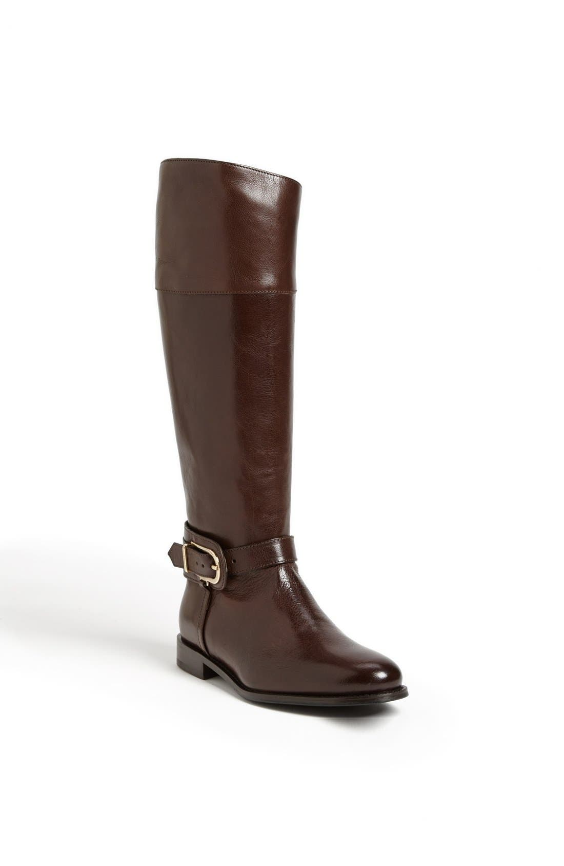 Main Image - Burberry 'Winton' Riding Boot