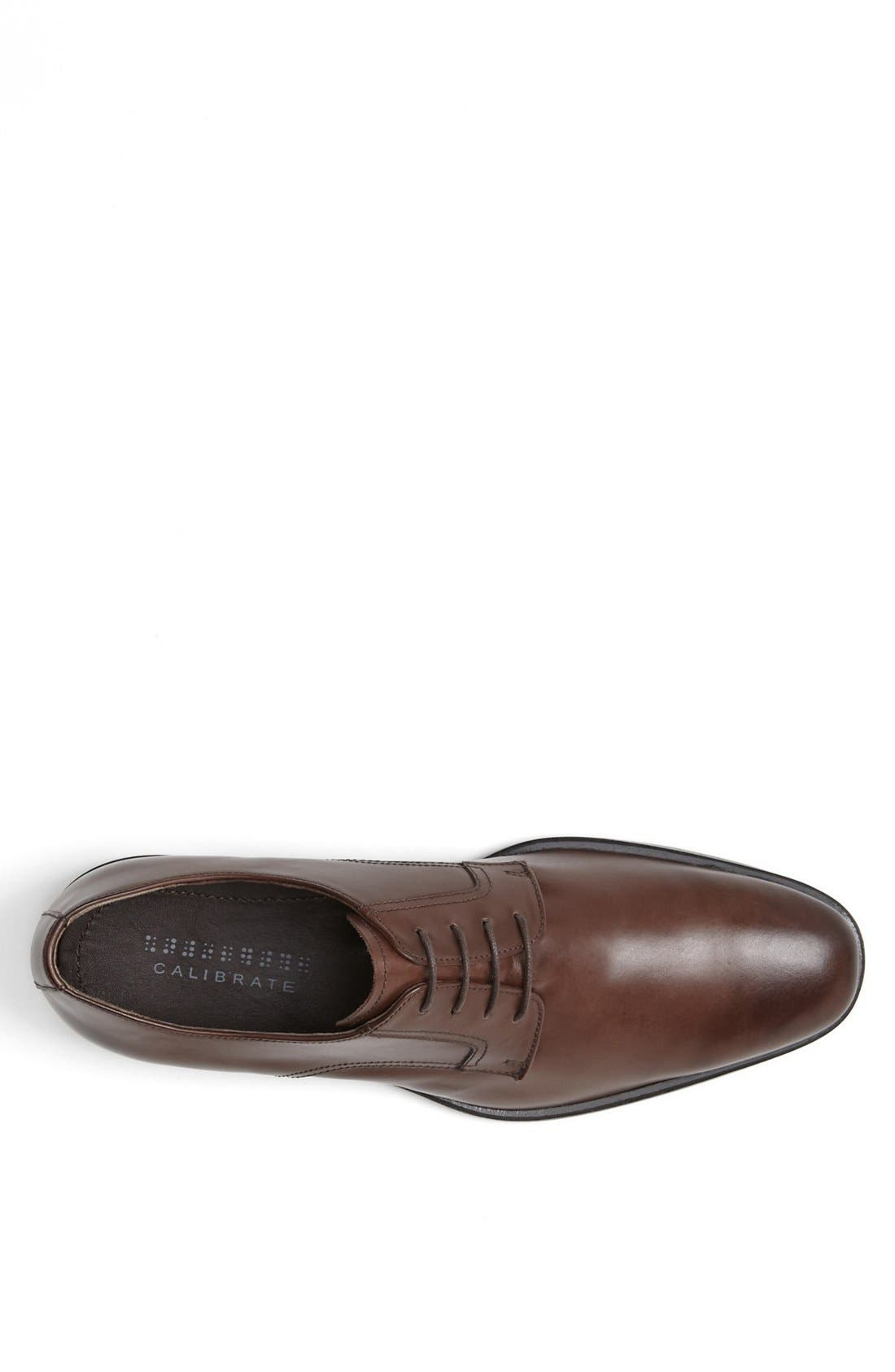 Alternate Image 3  - Calibrate 'Reno' Plain Toe Derby (Men)