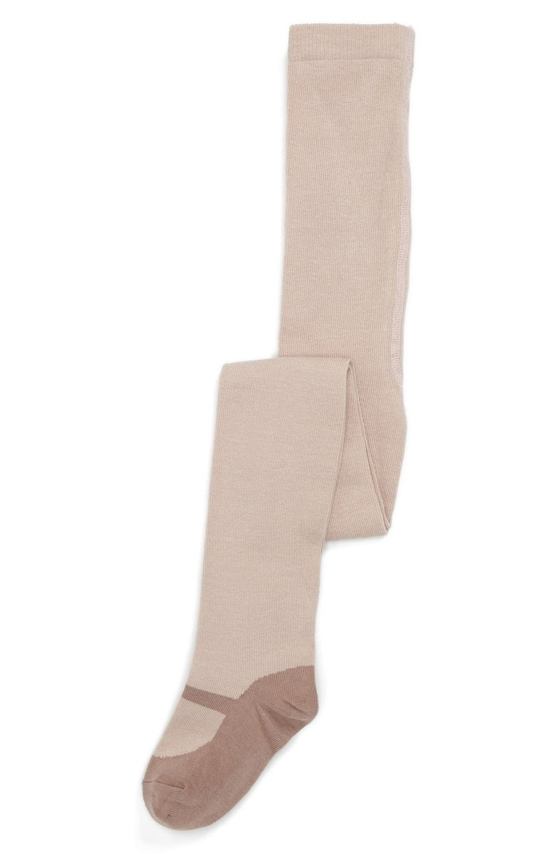 Alternate Image 1 Selected - Stella McCartney Kids 'Bella' Tights (Little Girls)