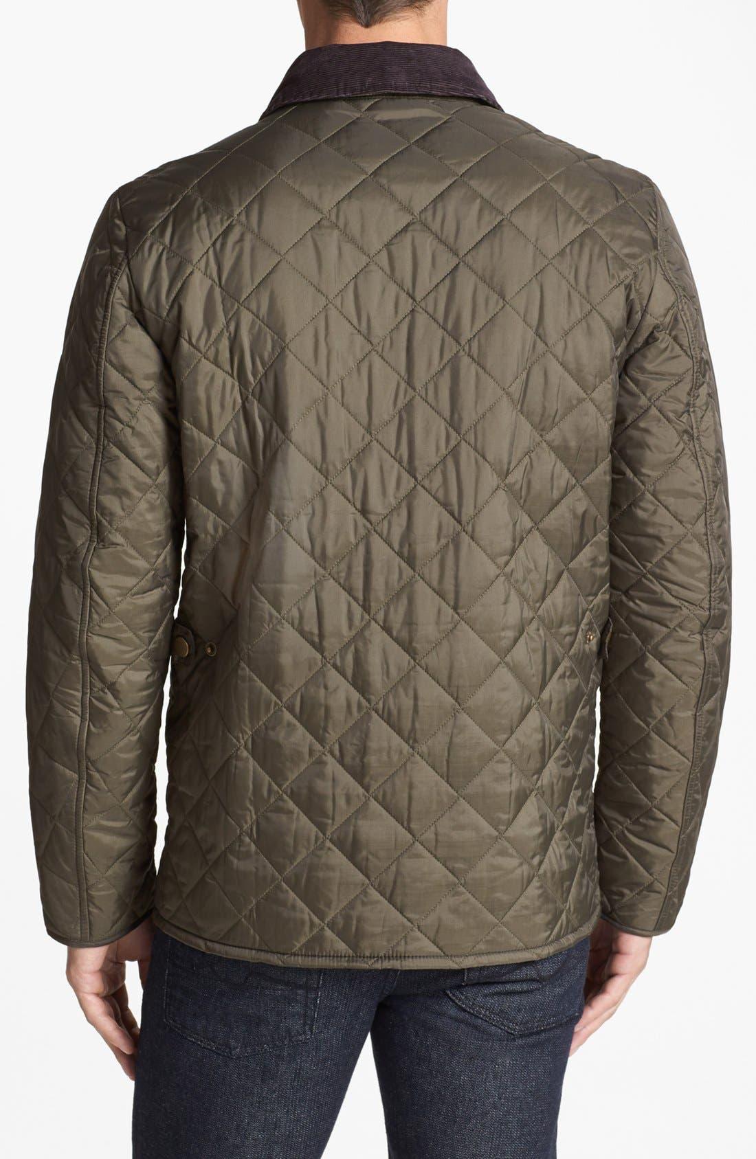 Alternate Image 2  - Barbour 'Tinford' Regular Fit Quilted Jacket