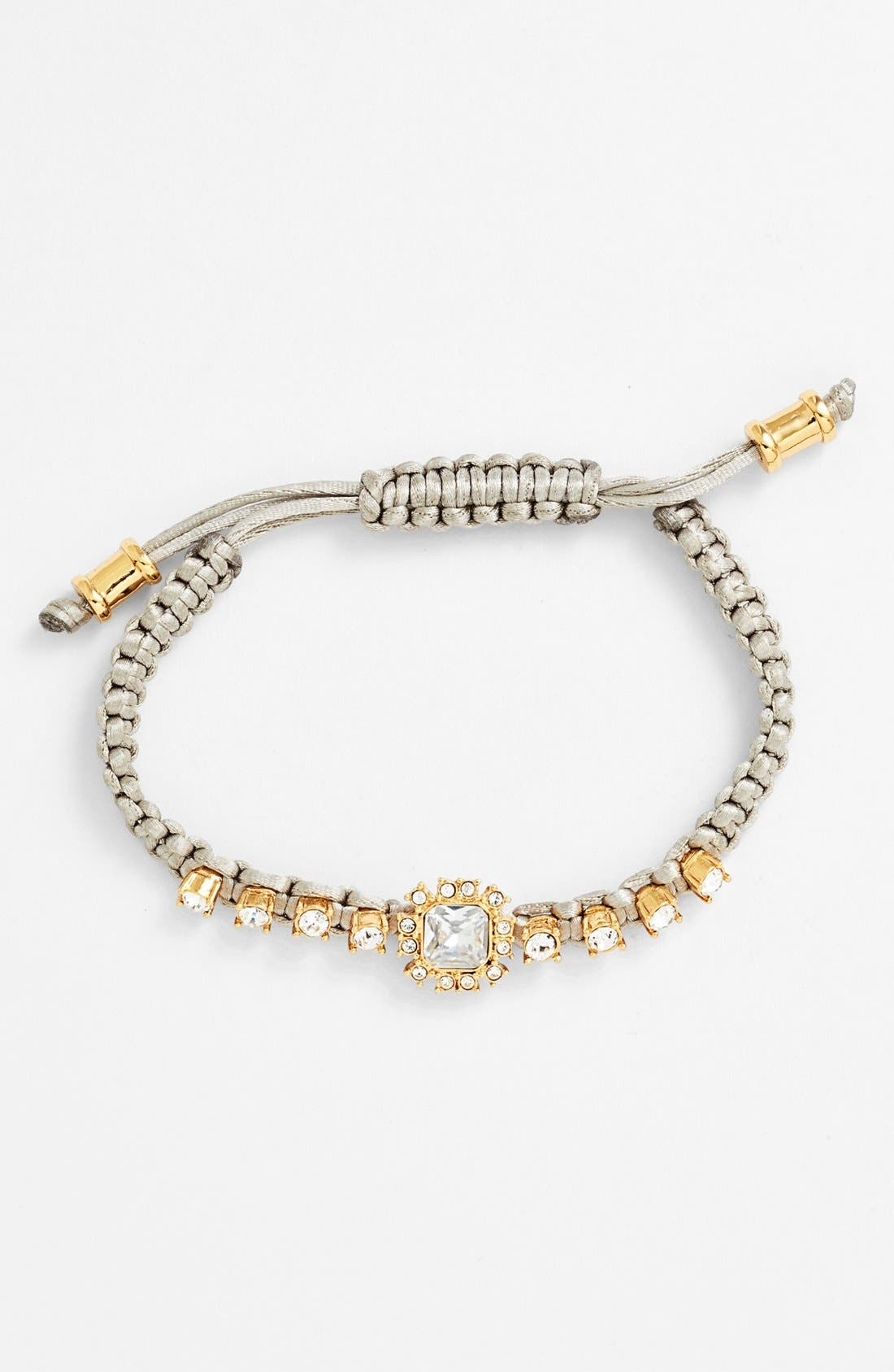 Alternate Image 1 Selected - Vince Camuto 'Study' Macramé Bracelet