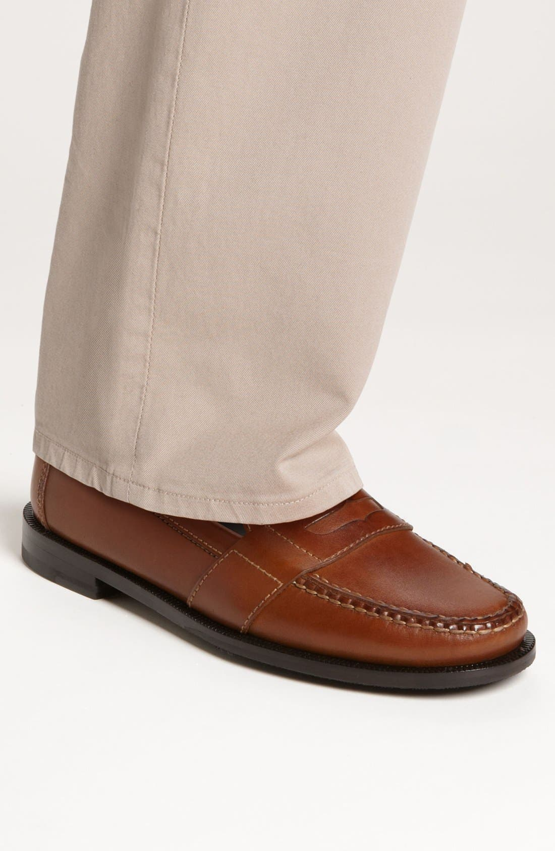 Alternate Image 5  - Cole Haan 'Douglas' Loafer (Online Only)   (Men)