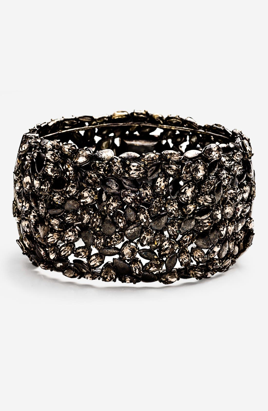 Alternate Image 3  - Alexis Bittar 'Miss Havisham - Pavo' Hinged Bracelet