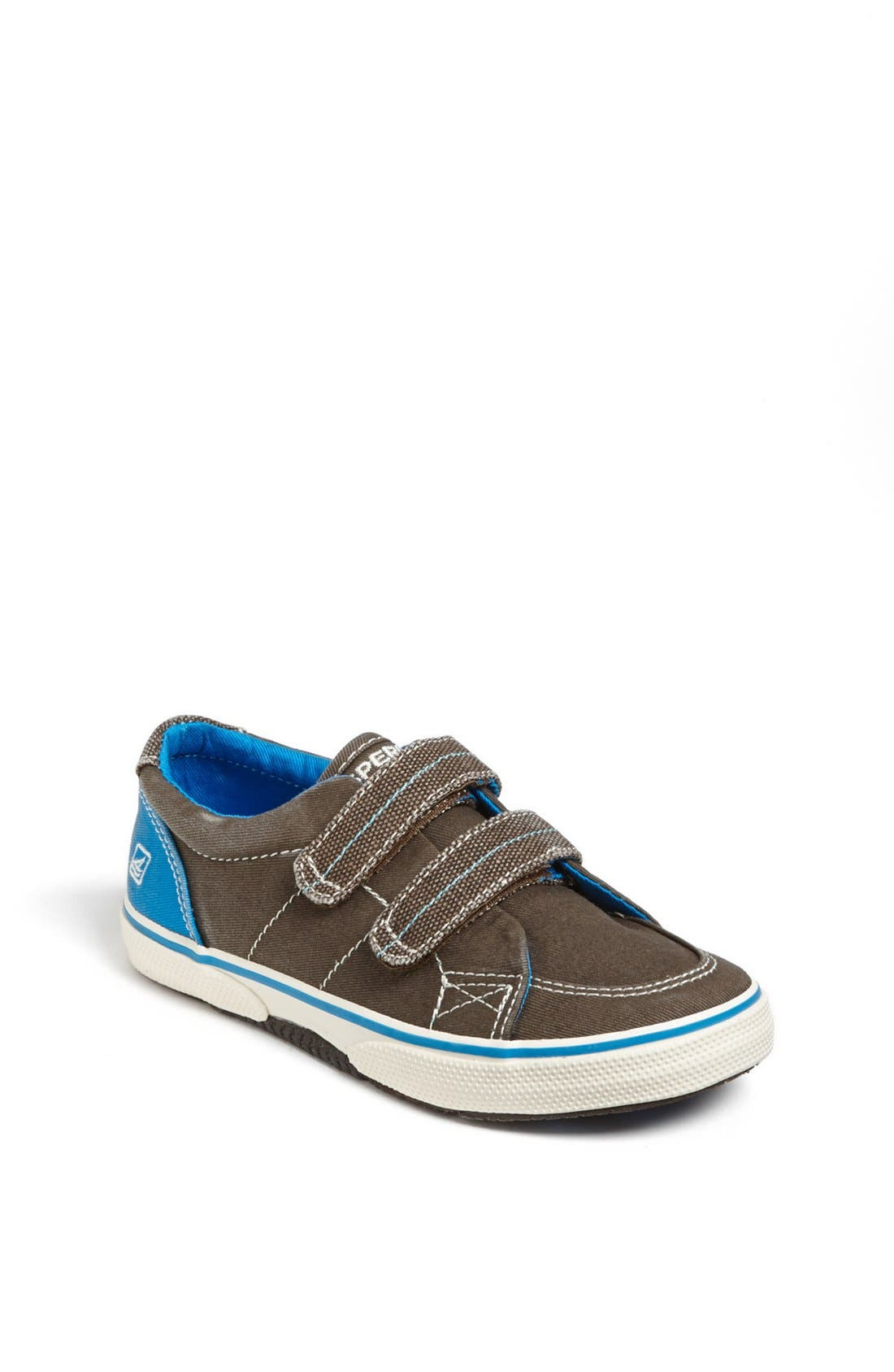 Main Image - Sperry Kids 'Halyard' Sneaker (Walker & Toddler)