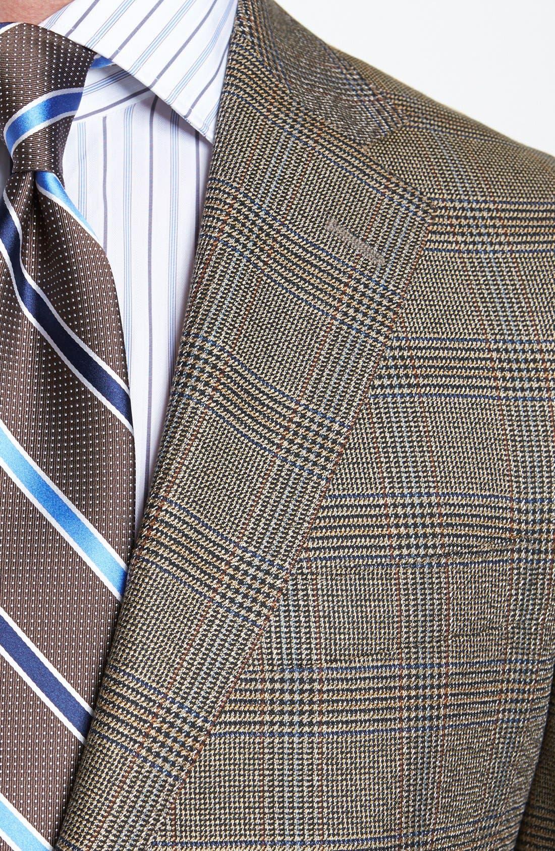 Alternate Image 2  - Hart Schaffner Marx Classic Fit Plaid Sportcoat