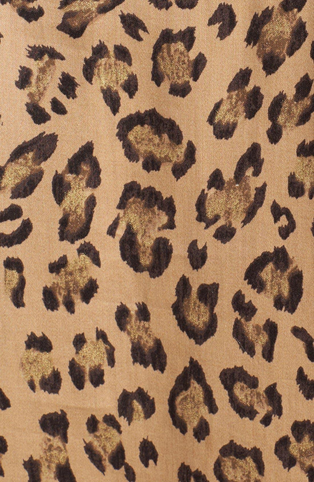 Alternate Image 3  - Lauren Ralph Lauren Sateen Pajamas