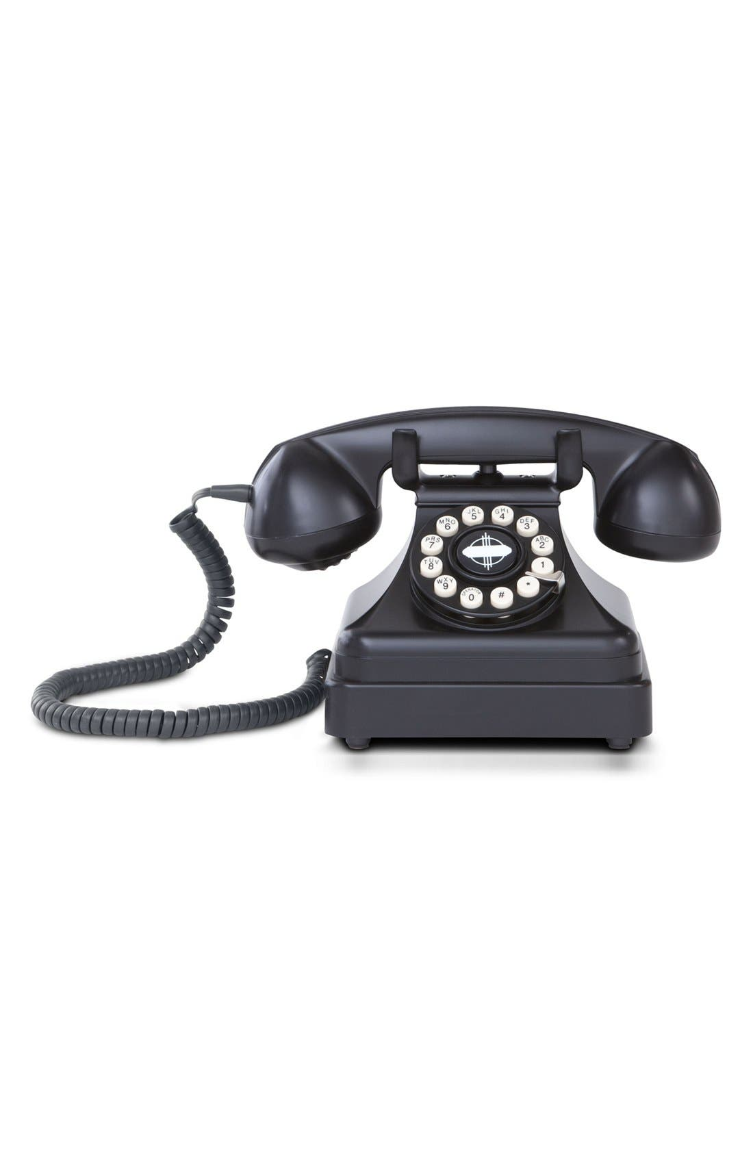 'Kettle' Desk Phone,                         Main,                         color, Black