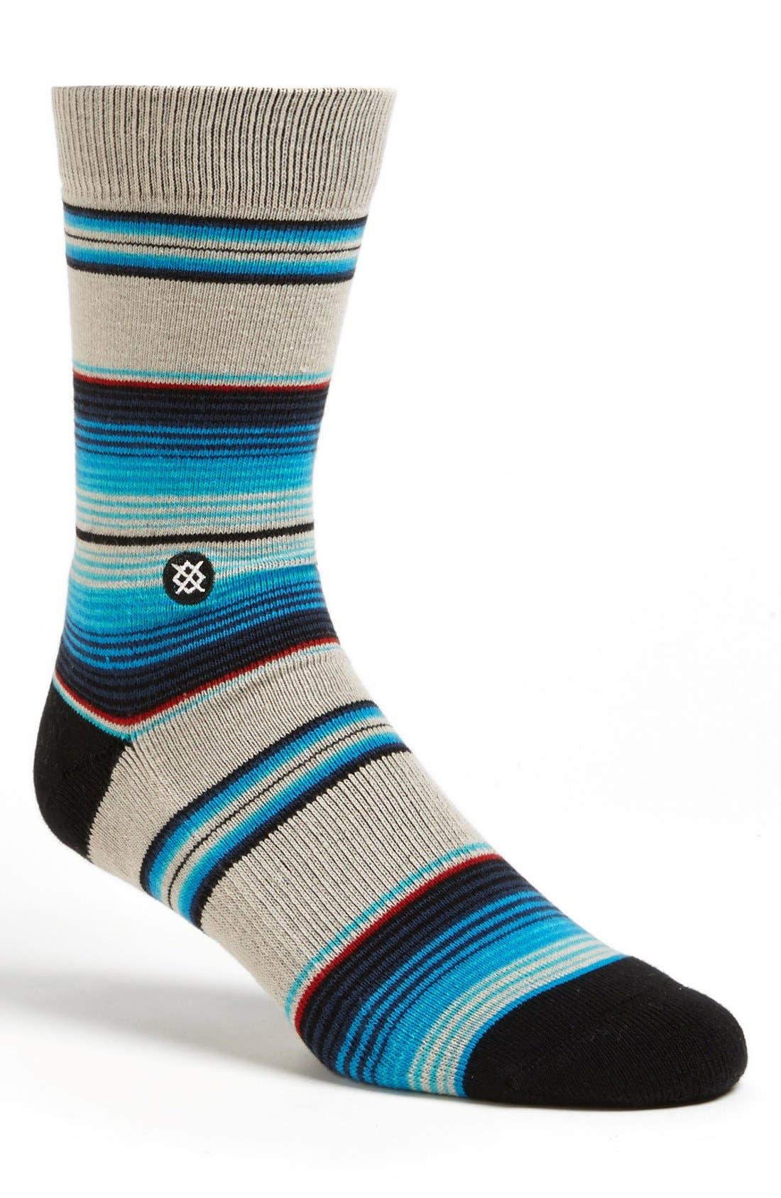 Alternate Image 1 Selected - Stance 'Salina Cruz' Socks
