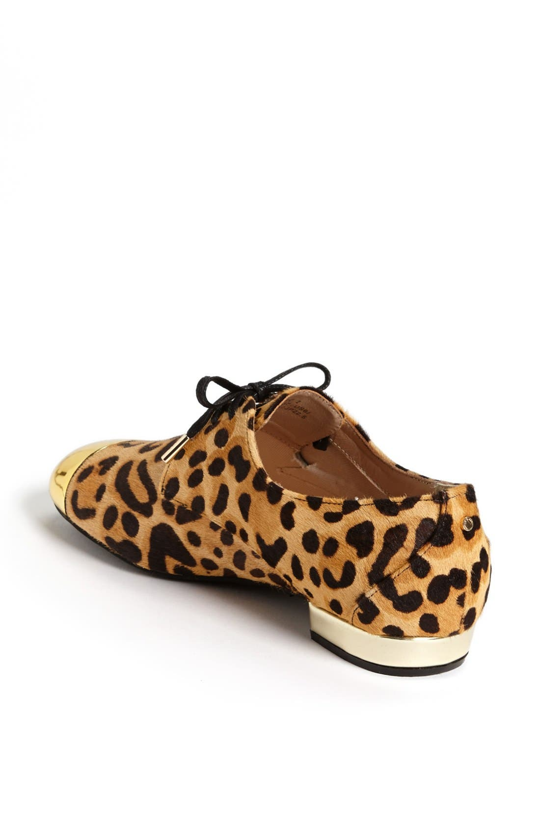 Alternate Image 2  - Ted Baker London 'Kape 2' Genuine Calf Hair Flat