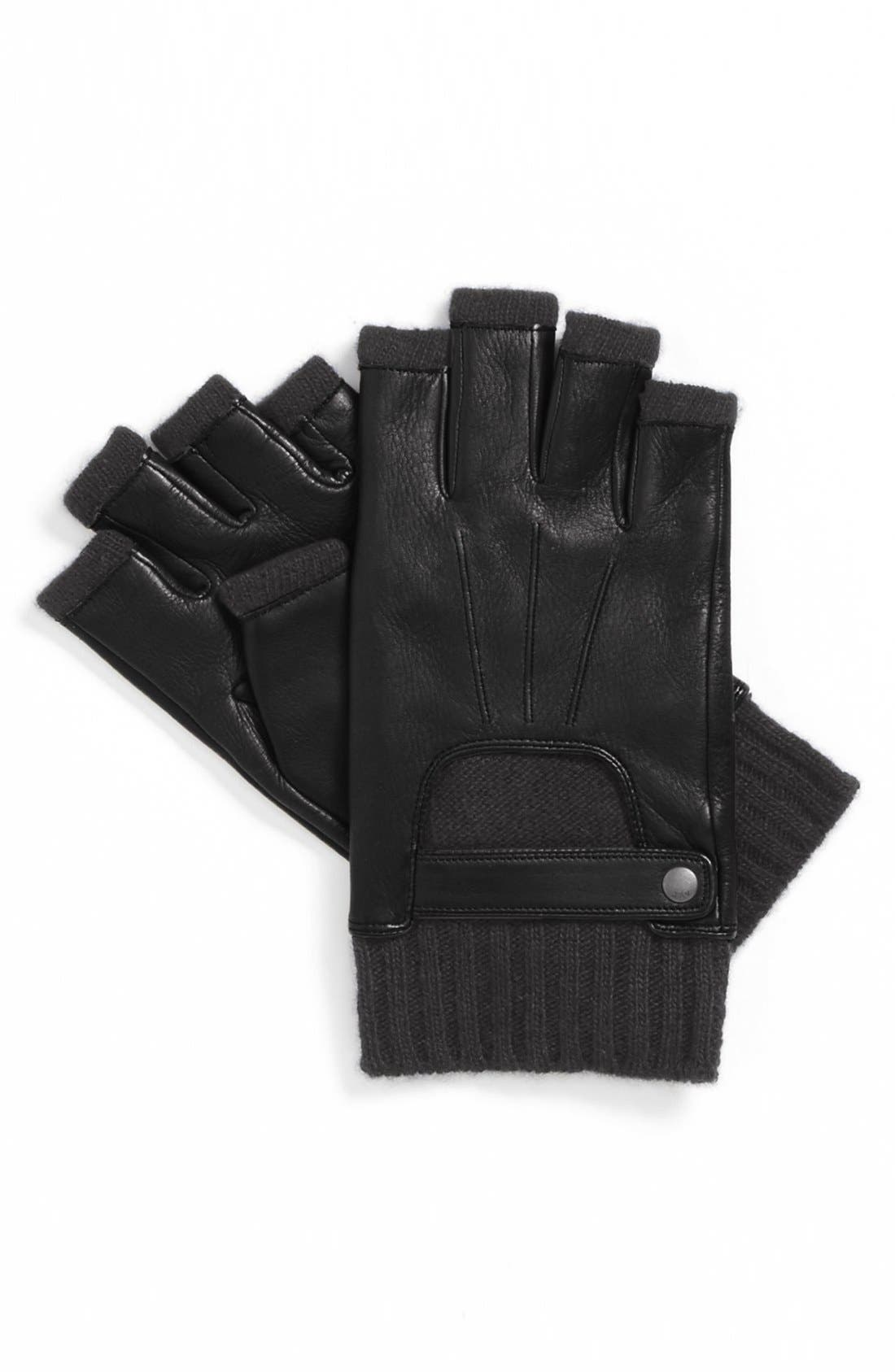 Alternate Image 1 Selected - John Varvatos Star USA Fingerless Gloves