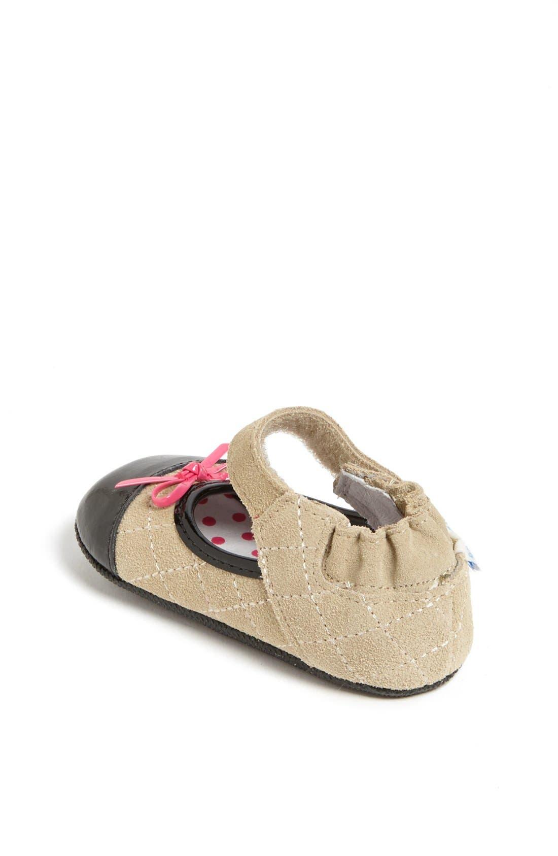 Alternate Image 2  - Robeez® Mini Shoez 'Harper' Mary Jane (Baby & Walker)
