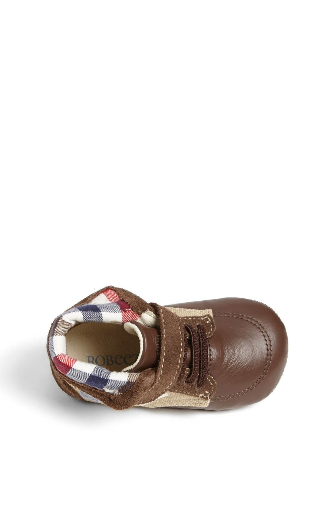 Alternate Image 3  - Robeez® Mini Shoez 'Taylor' Boot (Baby & Walker)