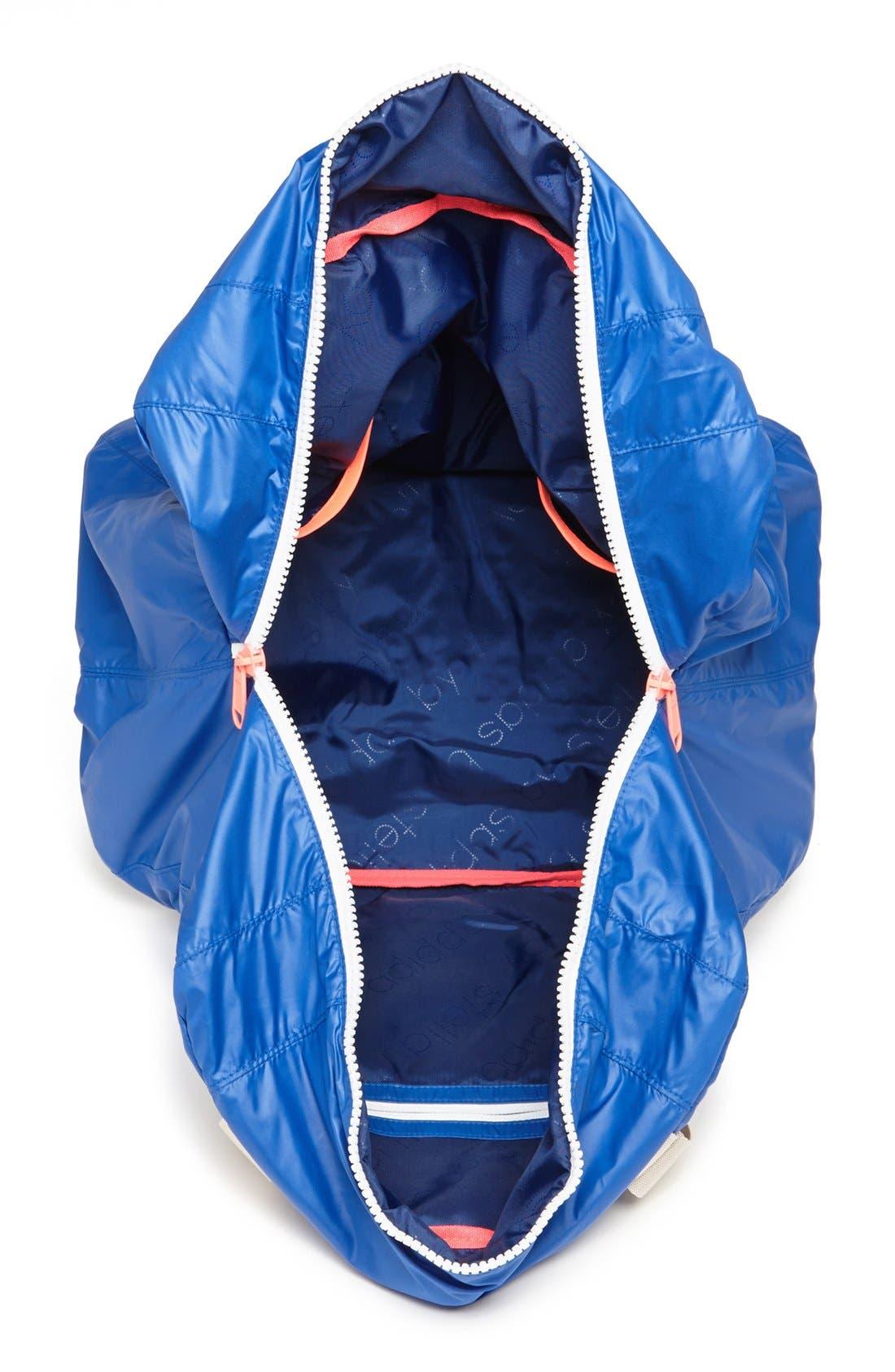 Alternate Image 3  - adidas by Stella McCartney 'Big Carry On' Bag