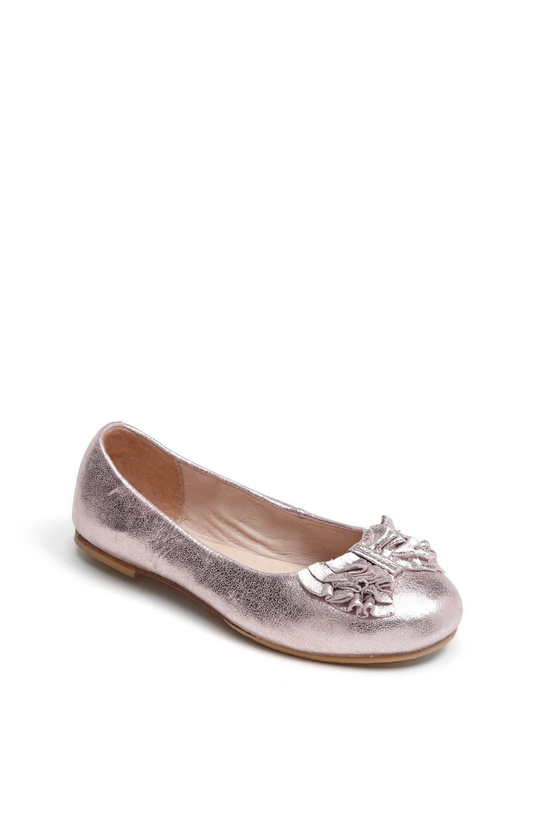 Alternate Image 1 Selected - Bloch 'Raphaela' Flat (Toddler, Little Kid & Big Kid)