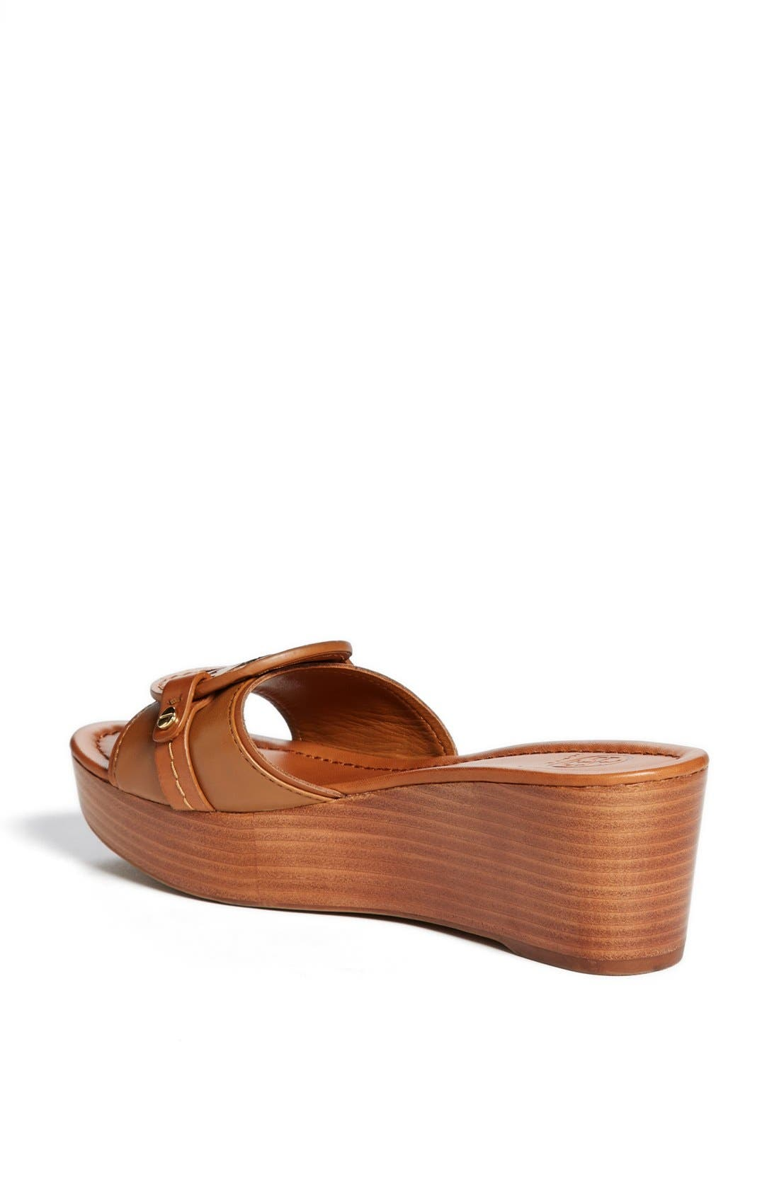 Alternate Image 2  - Tory Burch 'Madalena' Platform Slide Sandal (Online Only)