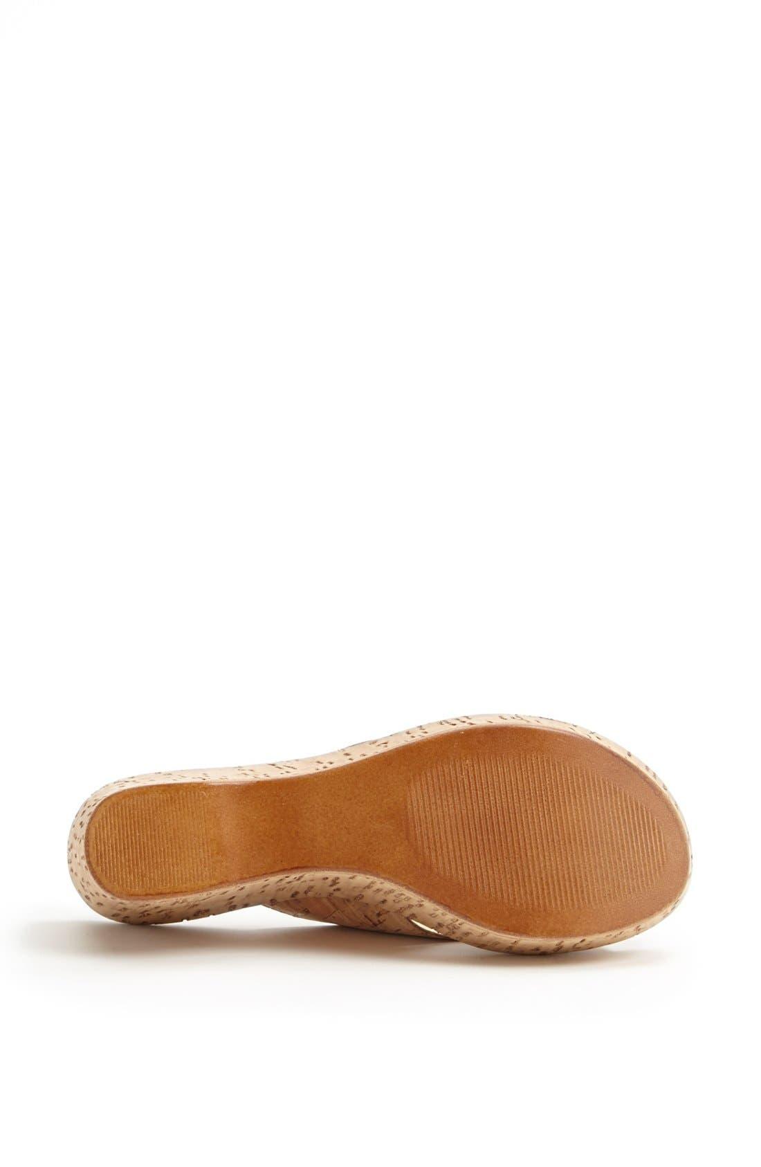 Alternate Image 4  - Dezario 'Delta' Sandal