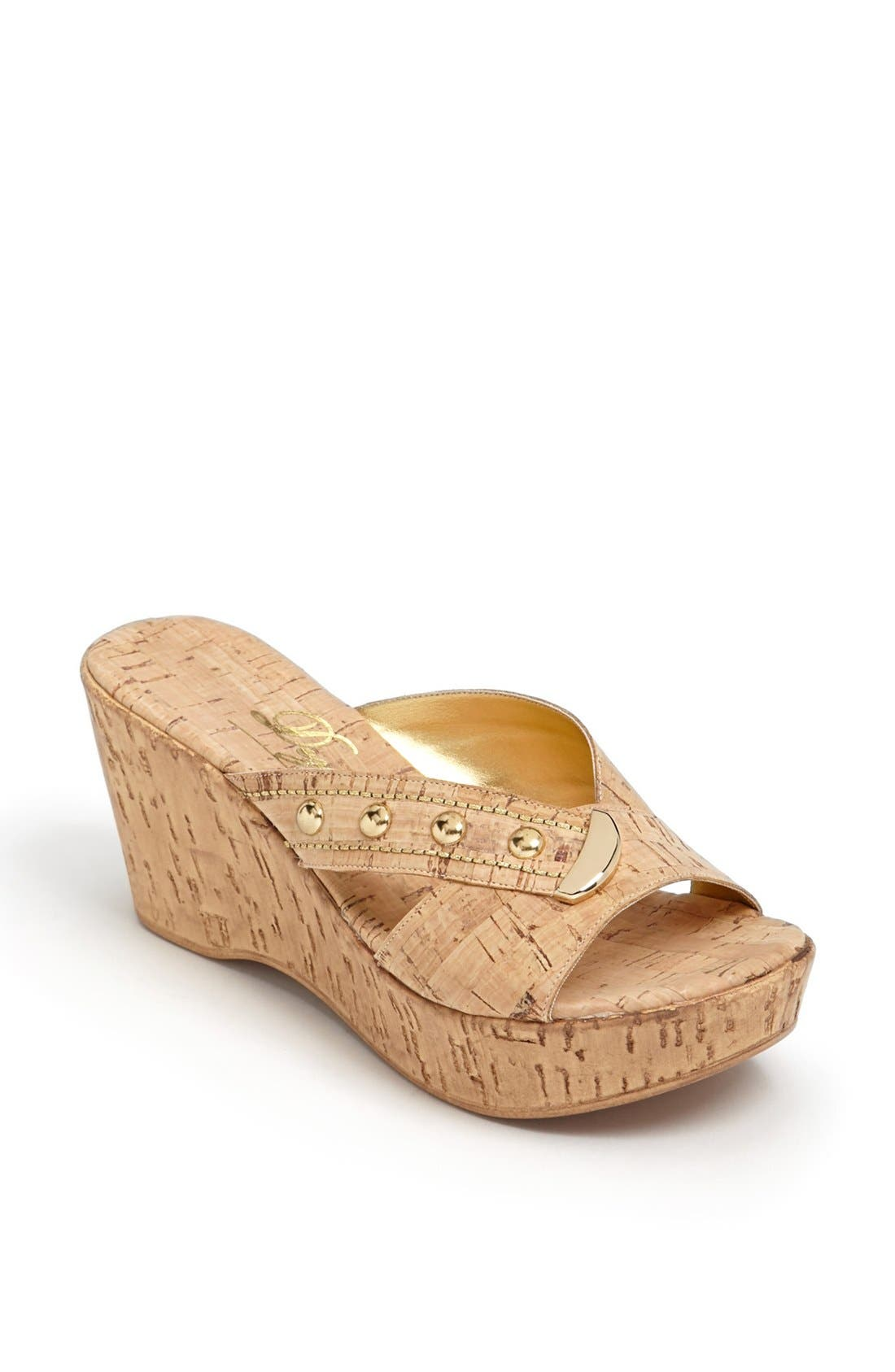 Alternate Image 1 Selected - Dezario 'Delta' Sandal