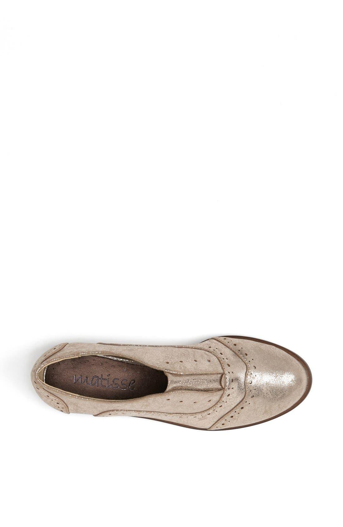 Alternate Image 3  - Matisse 'Sigfreid' Flat